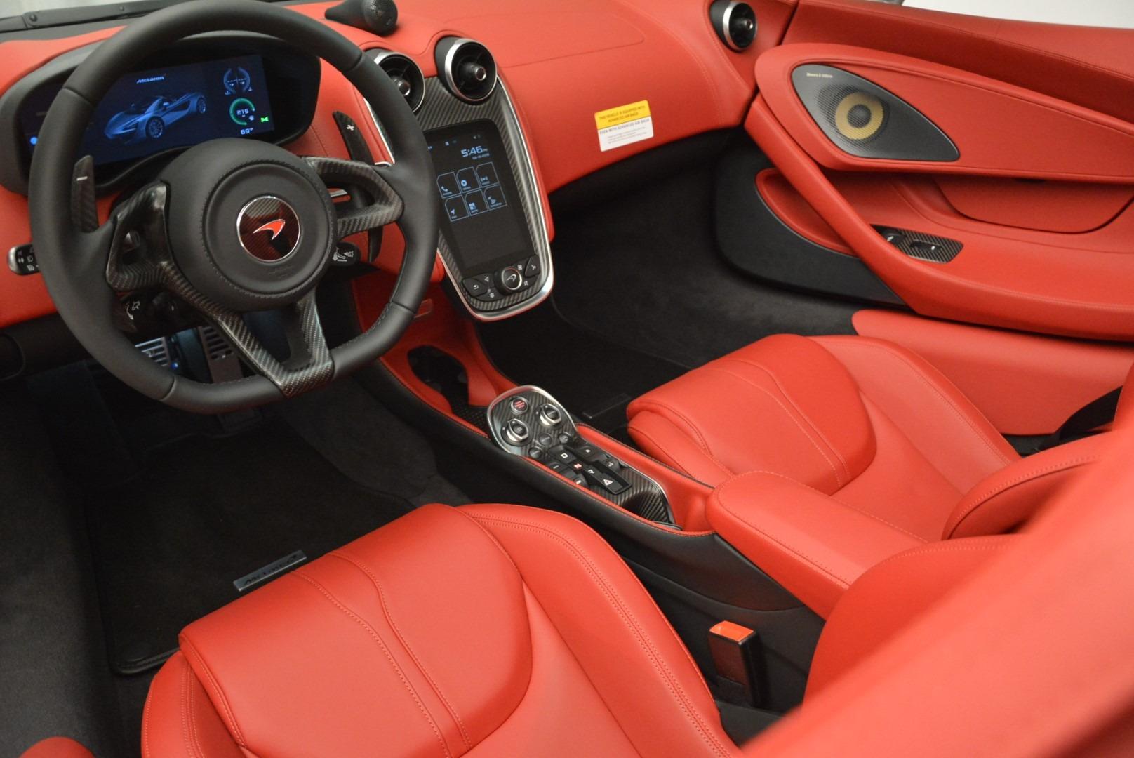 New 2018 McLaren 570S Spider For Sale In Greenwich, CT 2316_p22