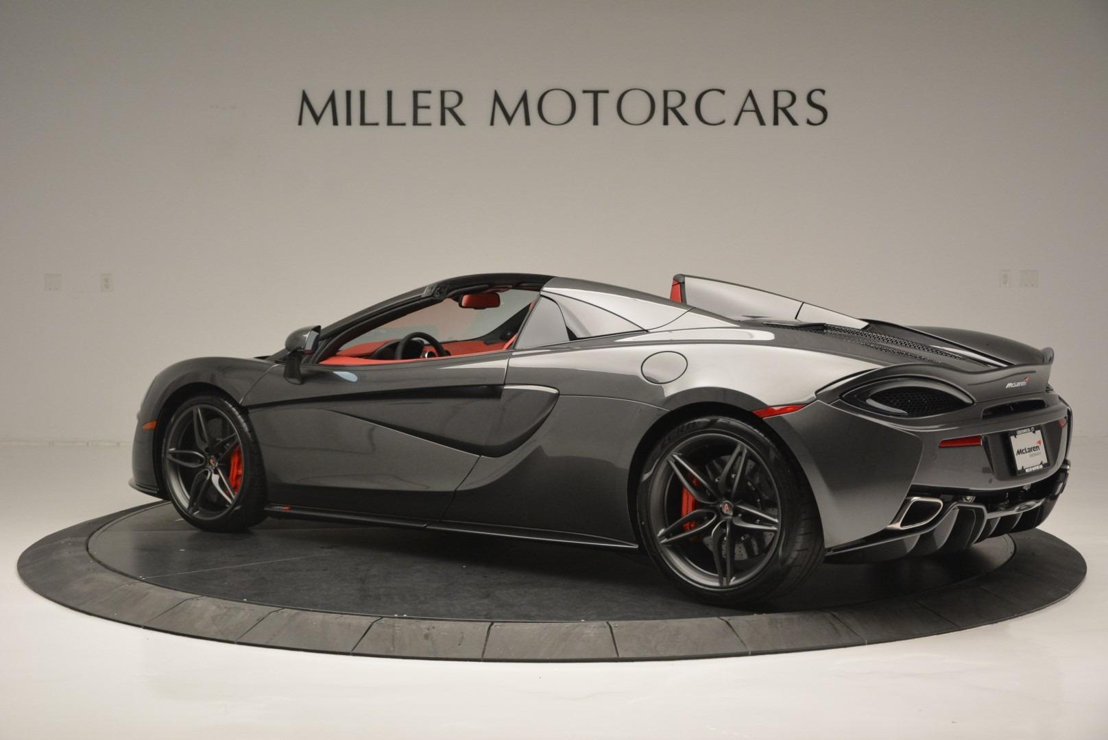 New 2018 McLaren 570S Spider For Sale In Greenwich, CT 2316_p4