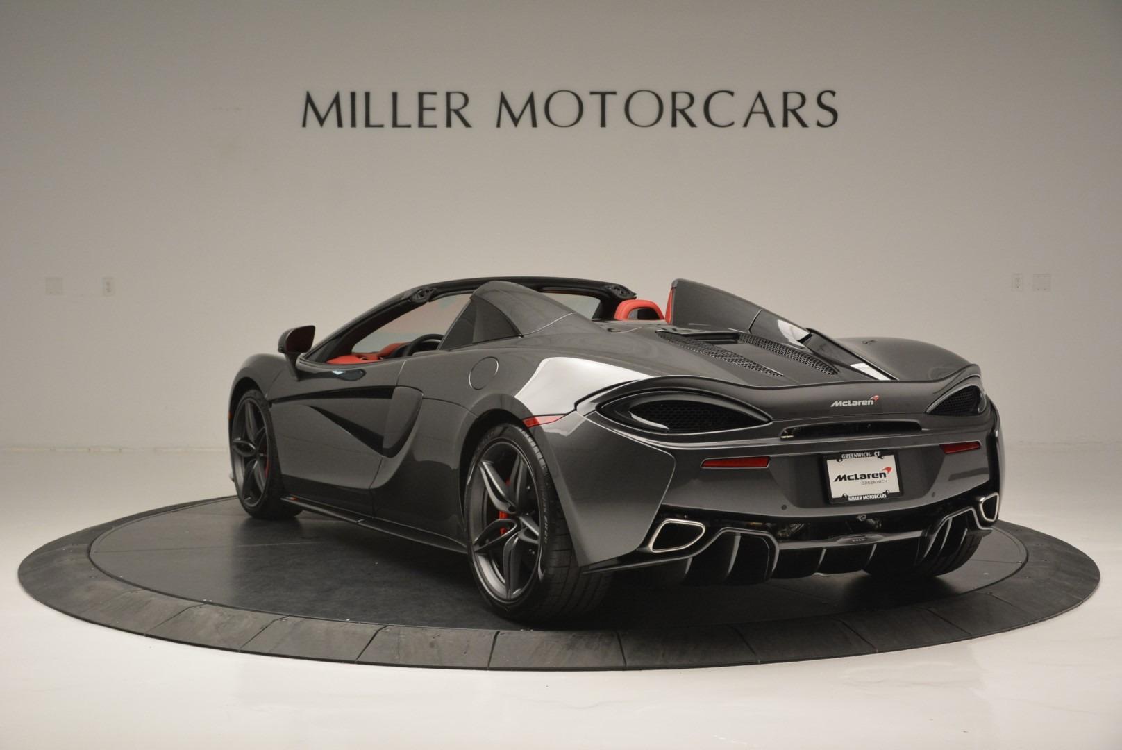 New 2018 McLaren 570S Spider For Sale In Greenwich, CT 2316_p5