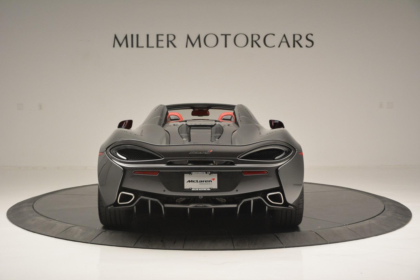 New 2018 McLaren 570S Spider For Sale In Greenwich, CT 2316_p6