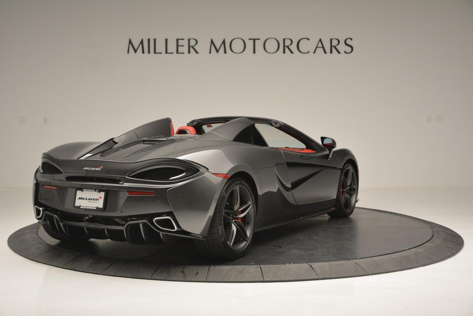 New 2018 McLaren 570S Spider For Sale In Greenwich, CT 2316_p7