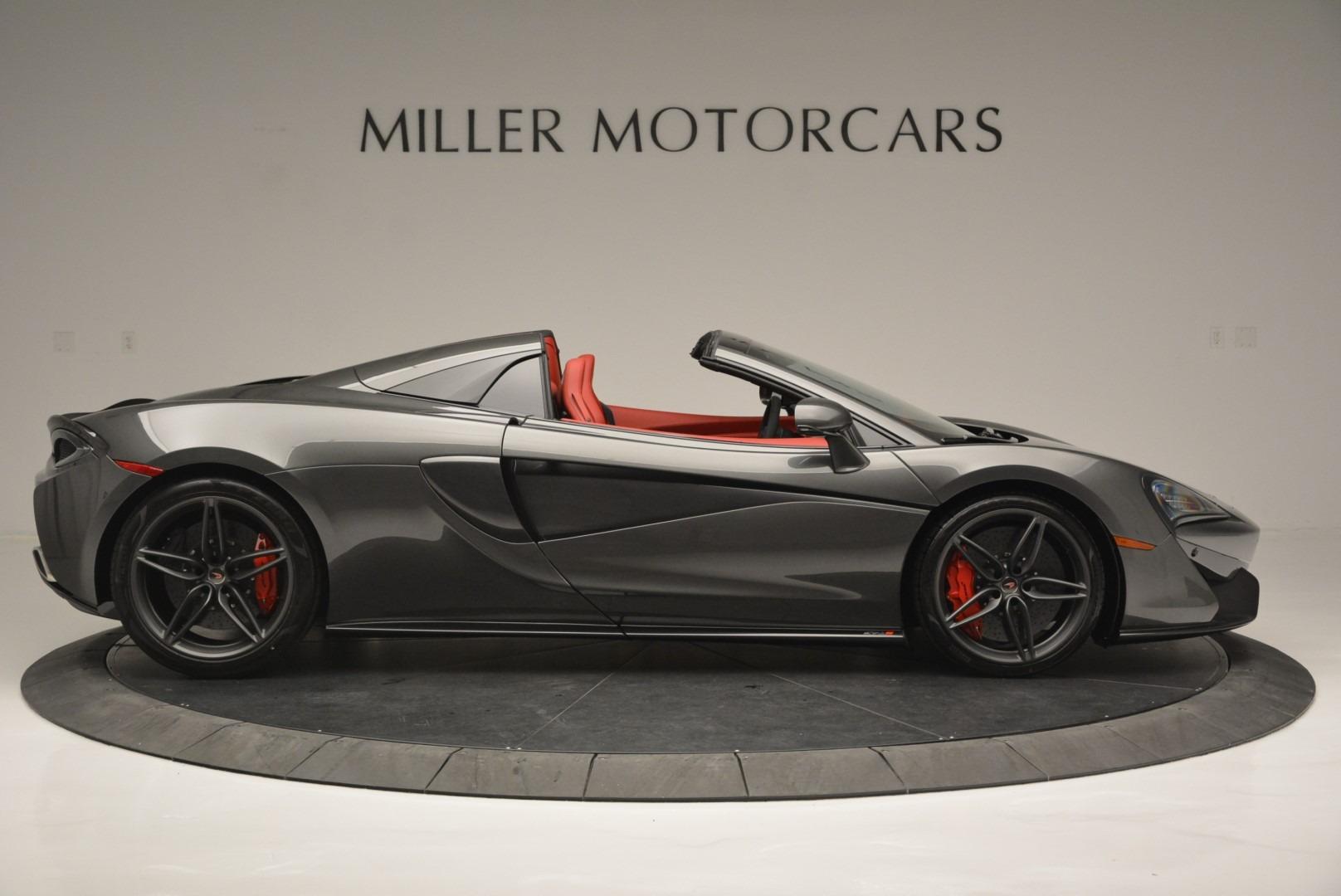 New 2018 McLaren 570S Spider For Sale In Greenwich, CT 2316_p9