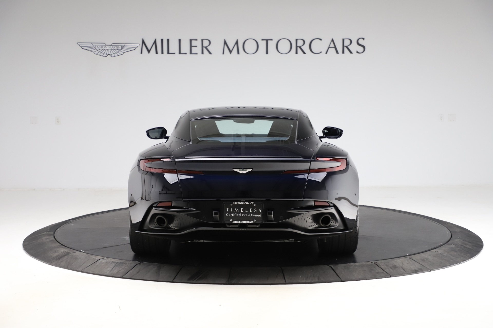 Used 2017 Aston Martin DB11  For Sale In Greenwich, CT 2317_p4