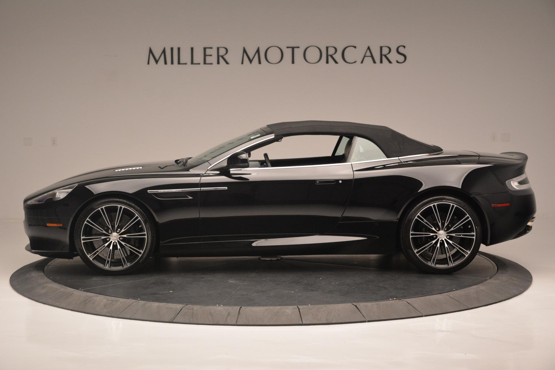 Used 2015 Aston Martin DB9 Volante For Sale In Greenwich, CT 2318_p15