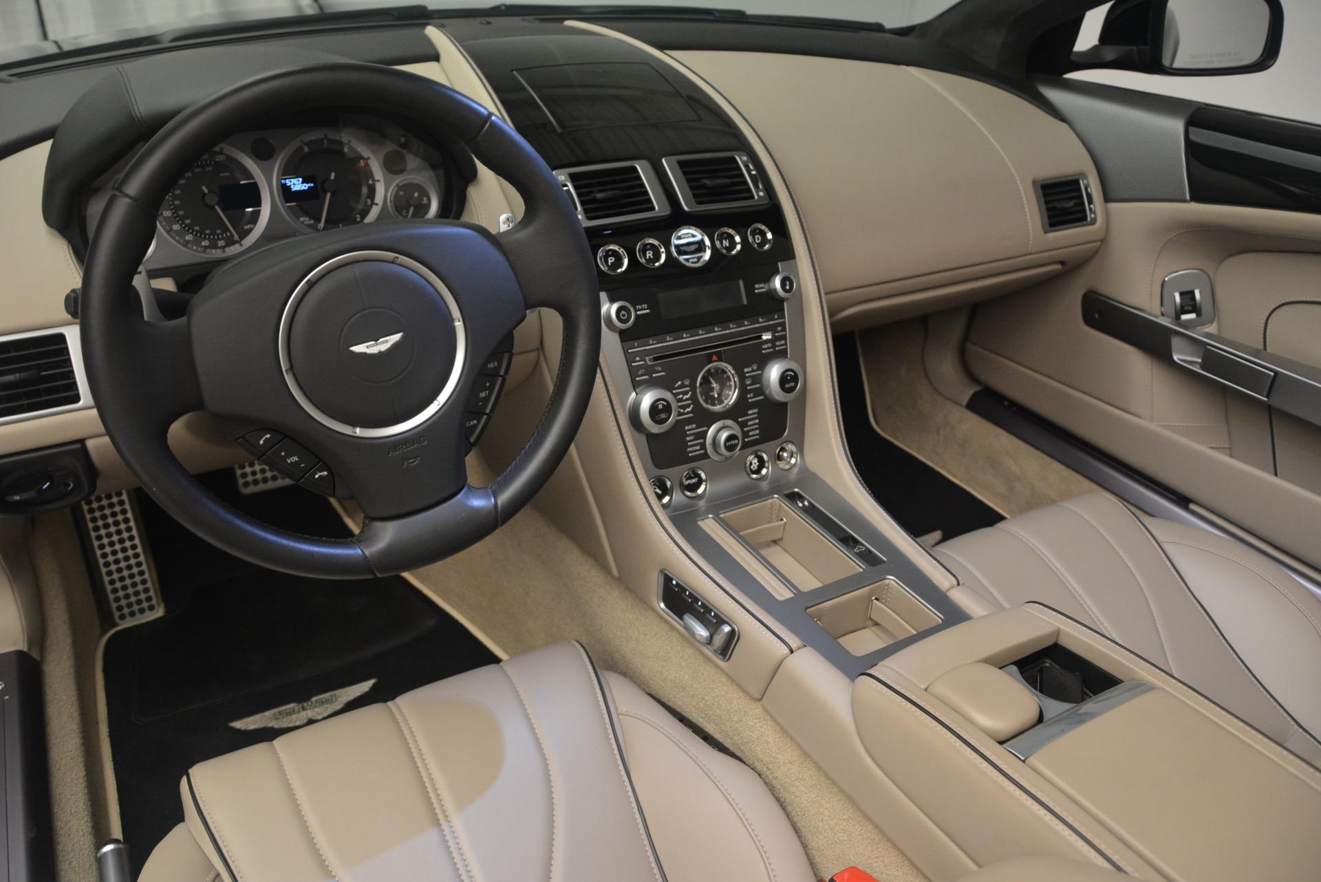 Used 2015 Aston Martin DB9 Volante For Sale In Greenwich, CT 2318_p20