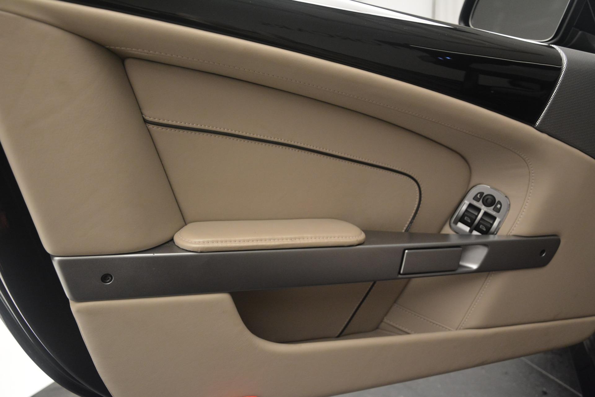 Used 2015 Aston Martin DB9 Volante For Sale In Greenwich, CT 2318_p23