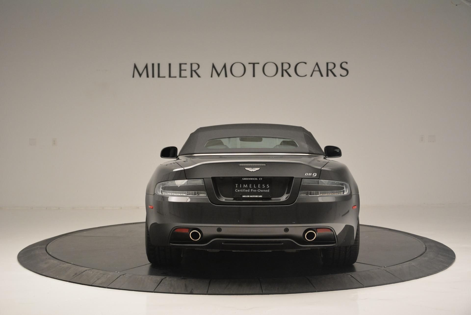 Used 2014 Aston Martin DB9 Volante For Sale In Greenwich, CT 2319_p18