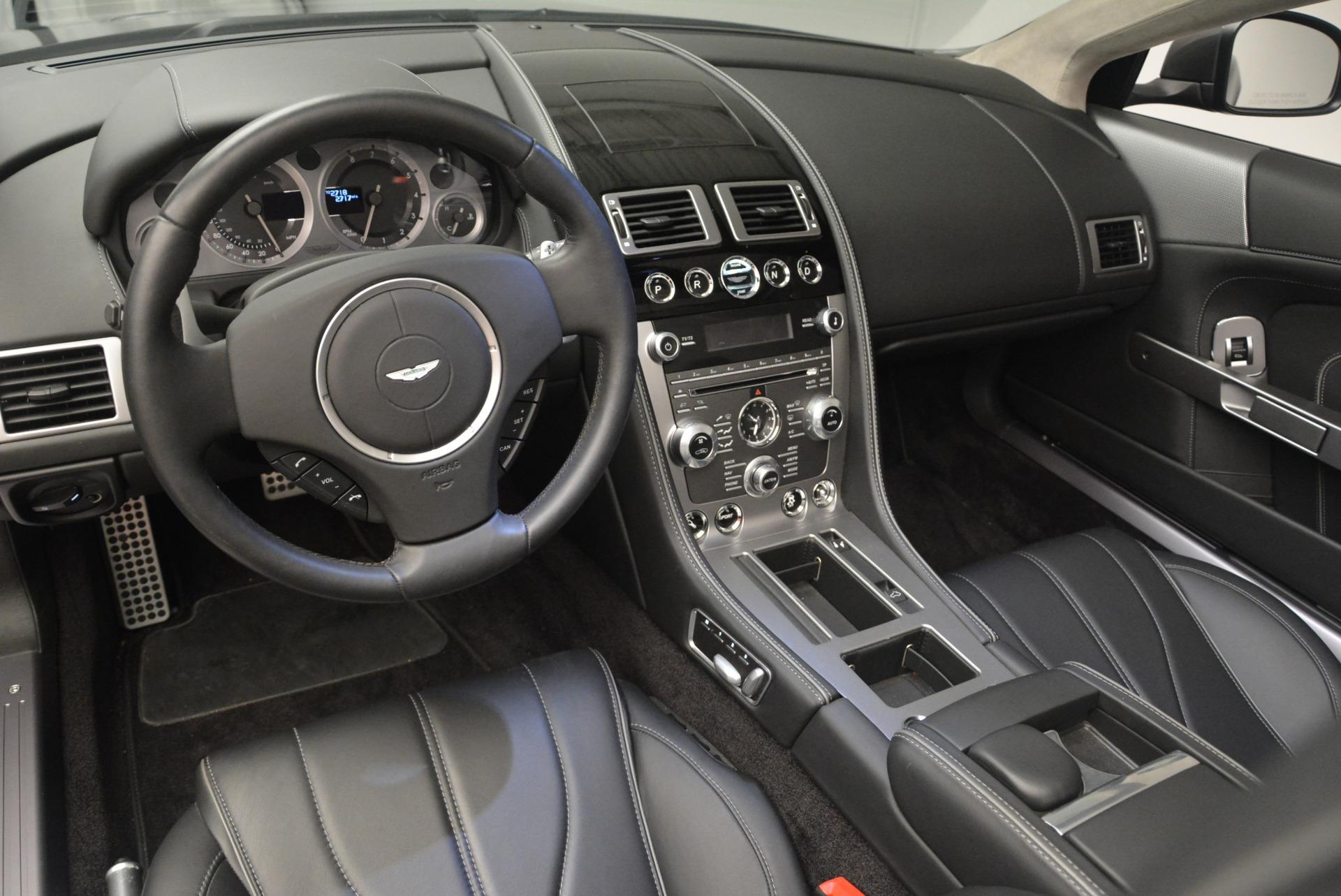 Used 2014 Aston Martin DB9 Volante For Sale In Greenwich, CT 2319_p26