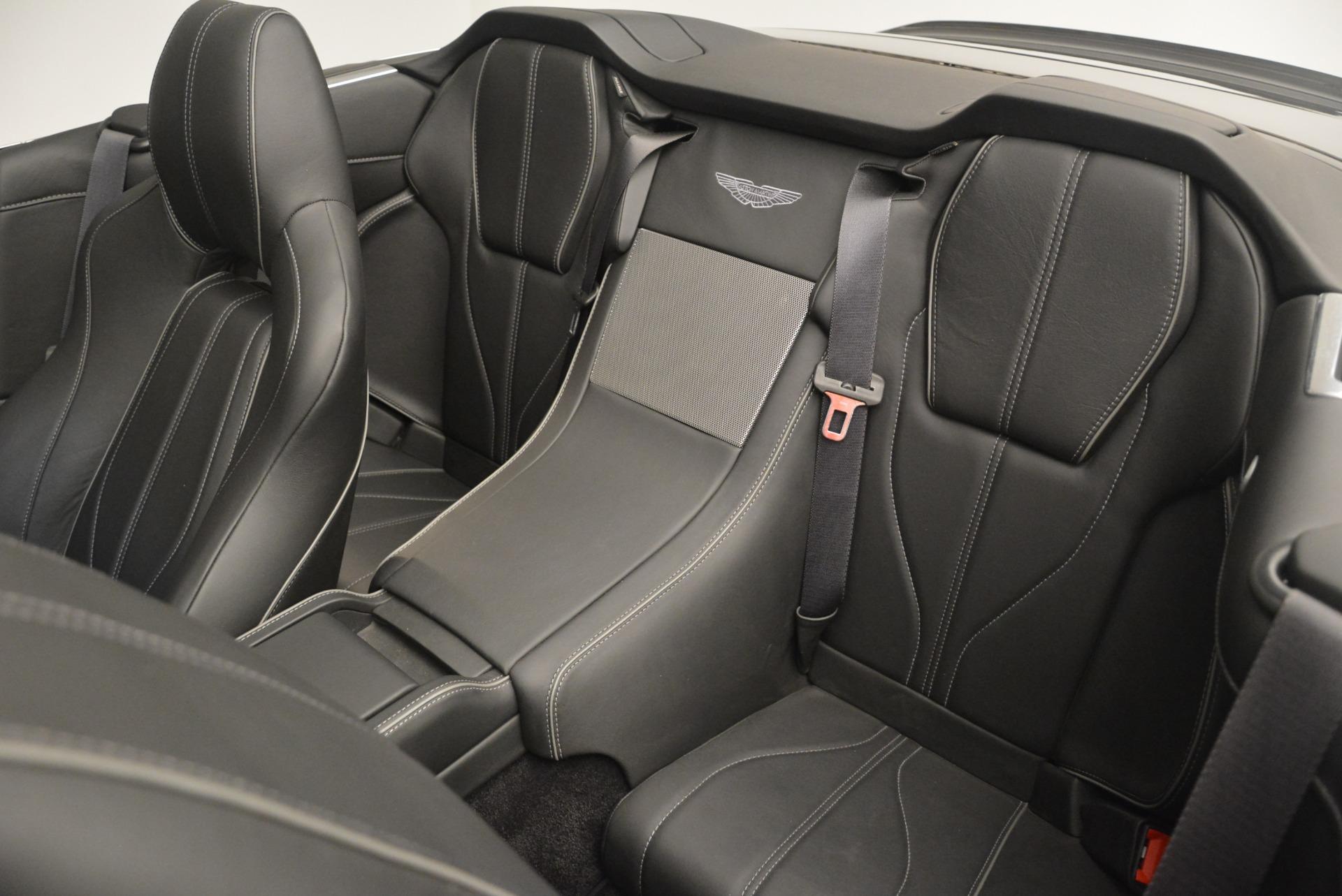 Used 2014 Aston Martin DB9 Volante For Sale In Greenwich, CT 2319_p29