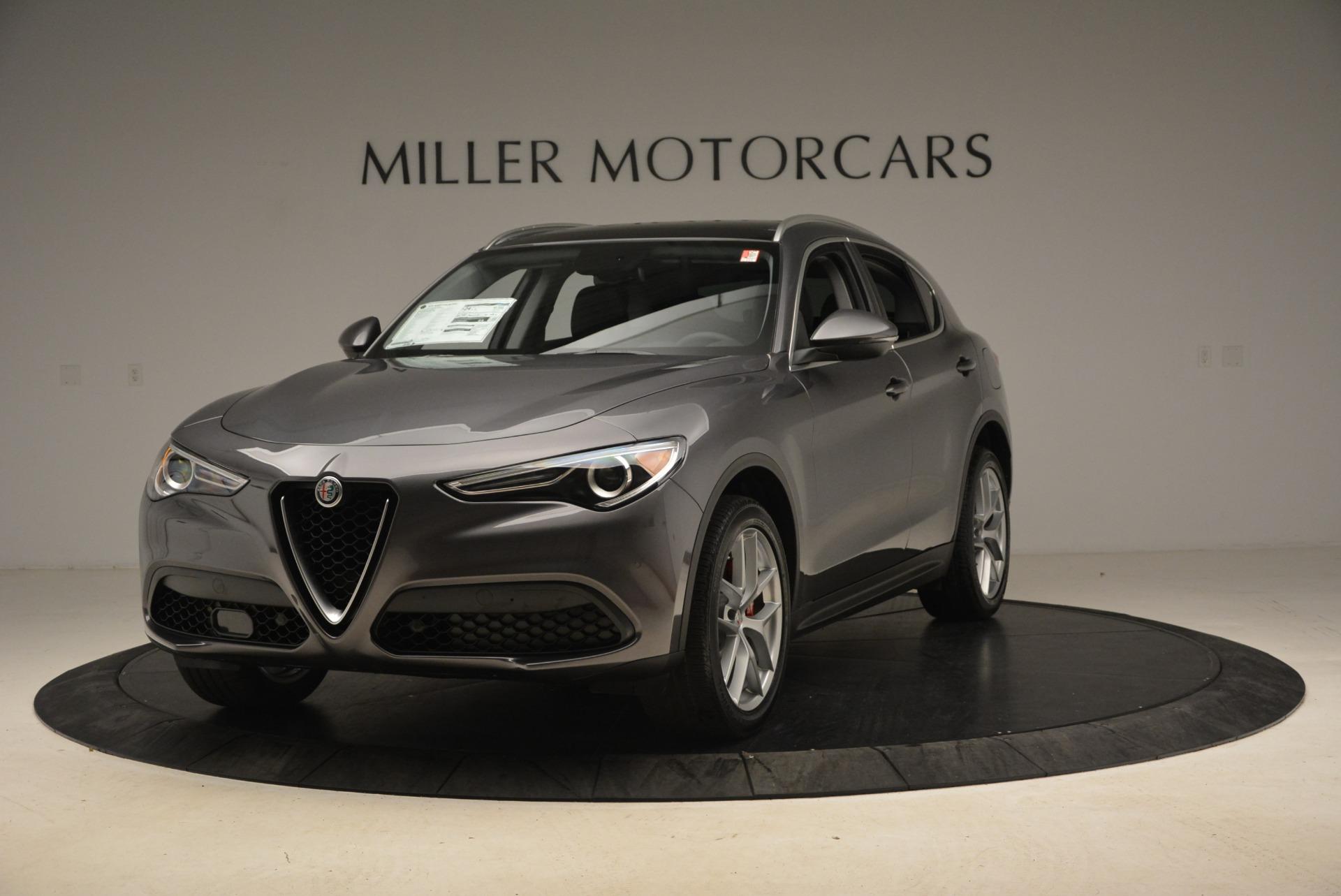 New 2018 Alfa Romeo Stelvio Ti Q4 For Sale In Greenwich, CT 2320_main
