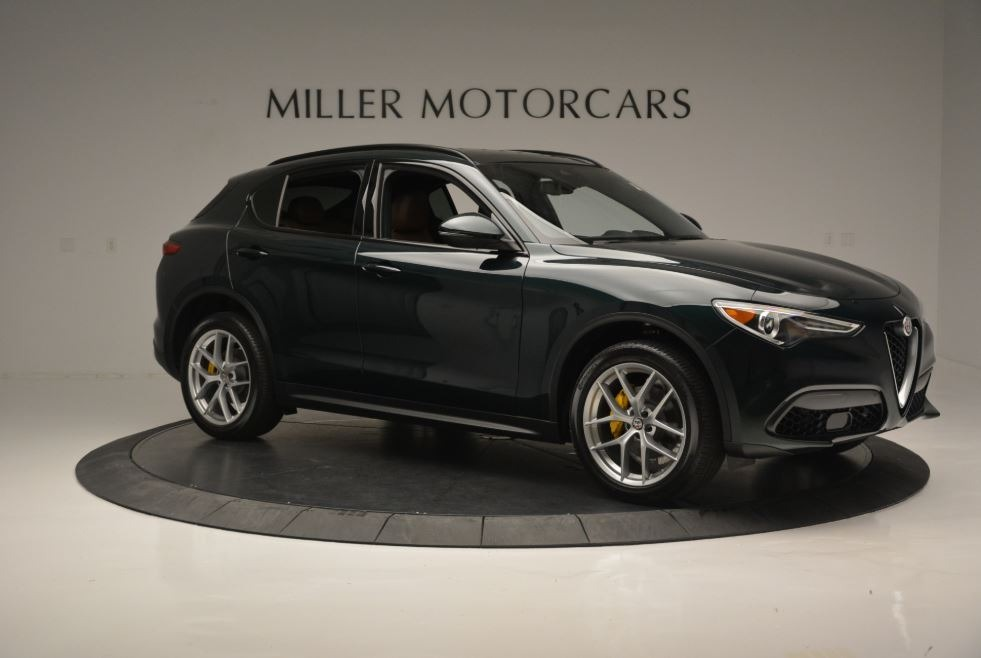 New 2018 Alfa Romeo Stelvio Ti Sport Q4 For Sale In Greenwich, CT 2322_p11