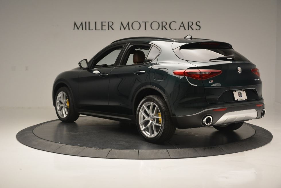 New 2018 Alfa Romeo Stelvio Ti Sport Q4 For Sale In Greenwich, CT 2322_p6