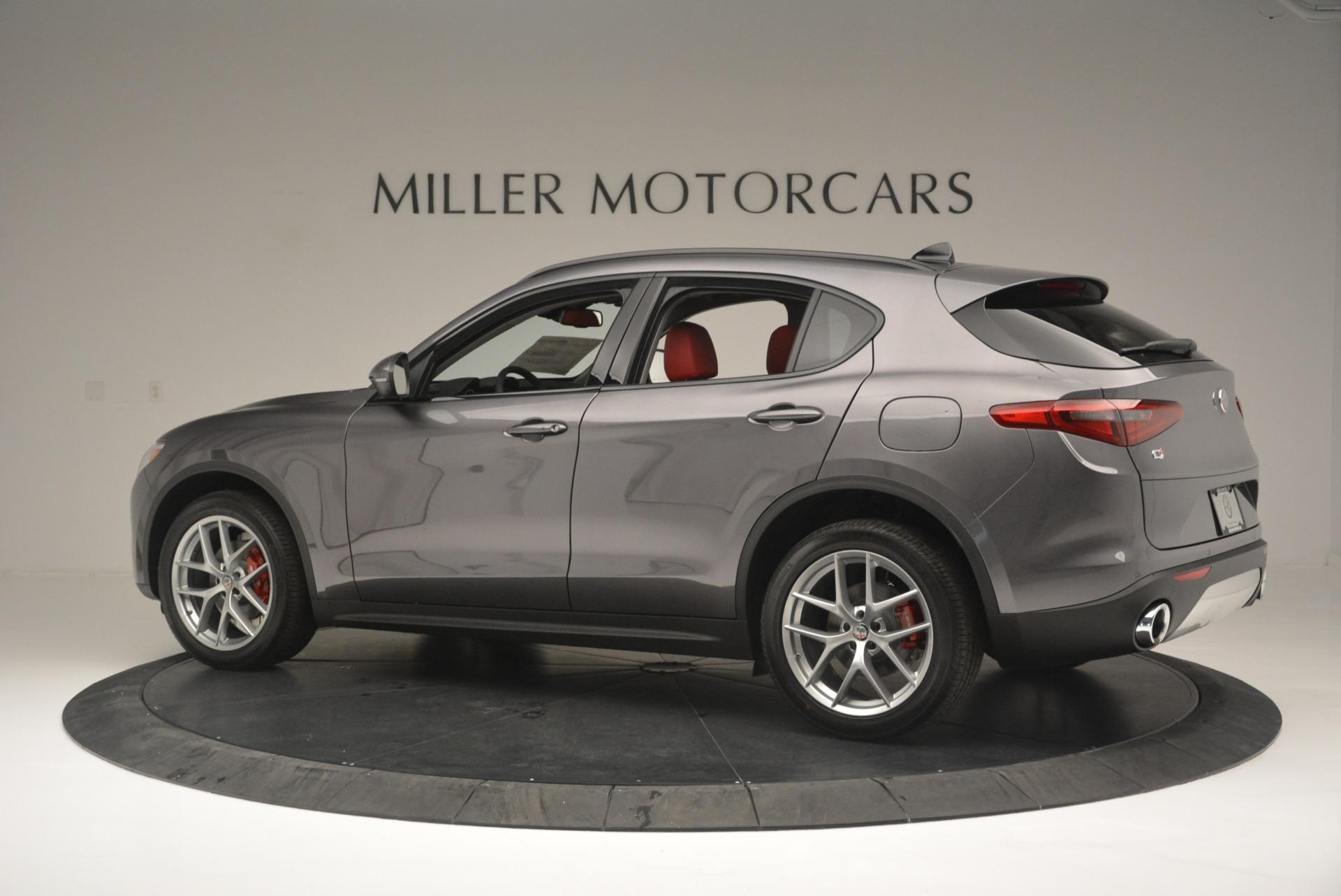 New 2018 Alfa Romeo Stelvio Ti Sport Q4 For Sale In Greenwich, CT 2324_p4