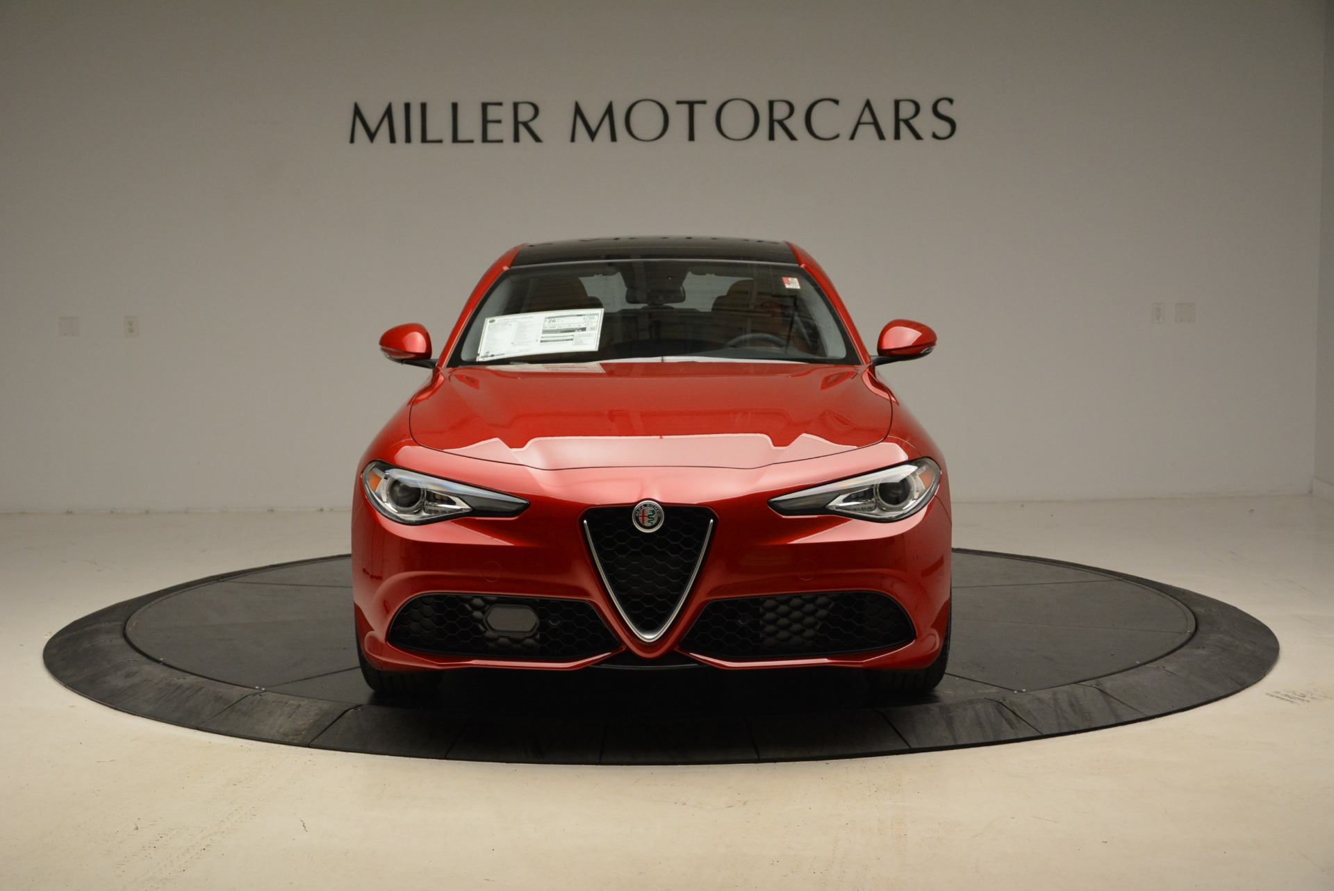 New 2018 Alfa Romeo Giulia Ti Sport Q4 For Sale In Greenwich, CT 2328_p12