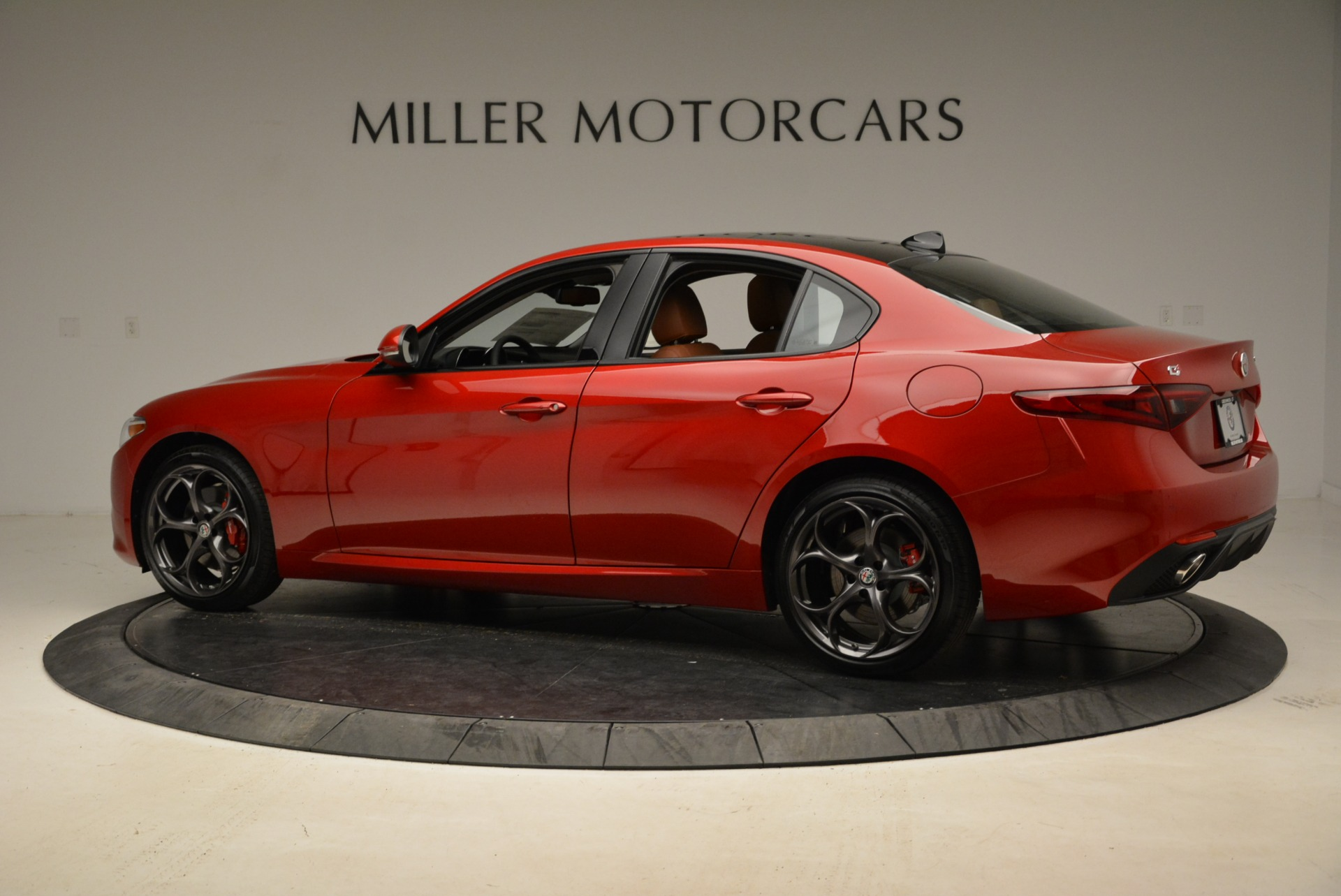 New 2018 Alfa Romeo Giulia Ti Sport Q4 For Sale In Greenwich, CT 2328_p4
