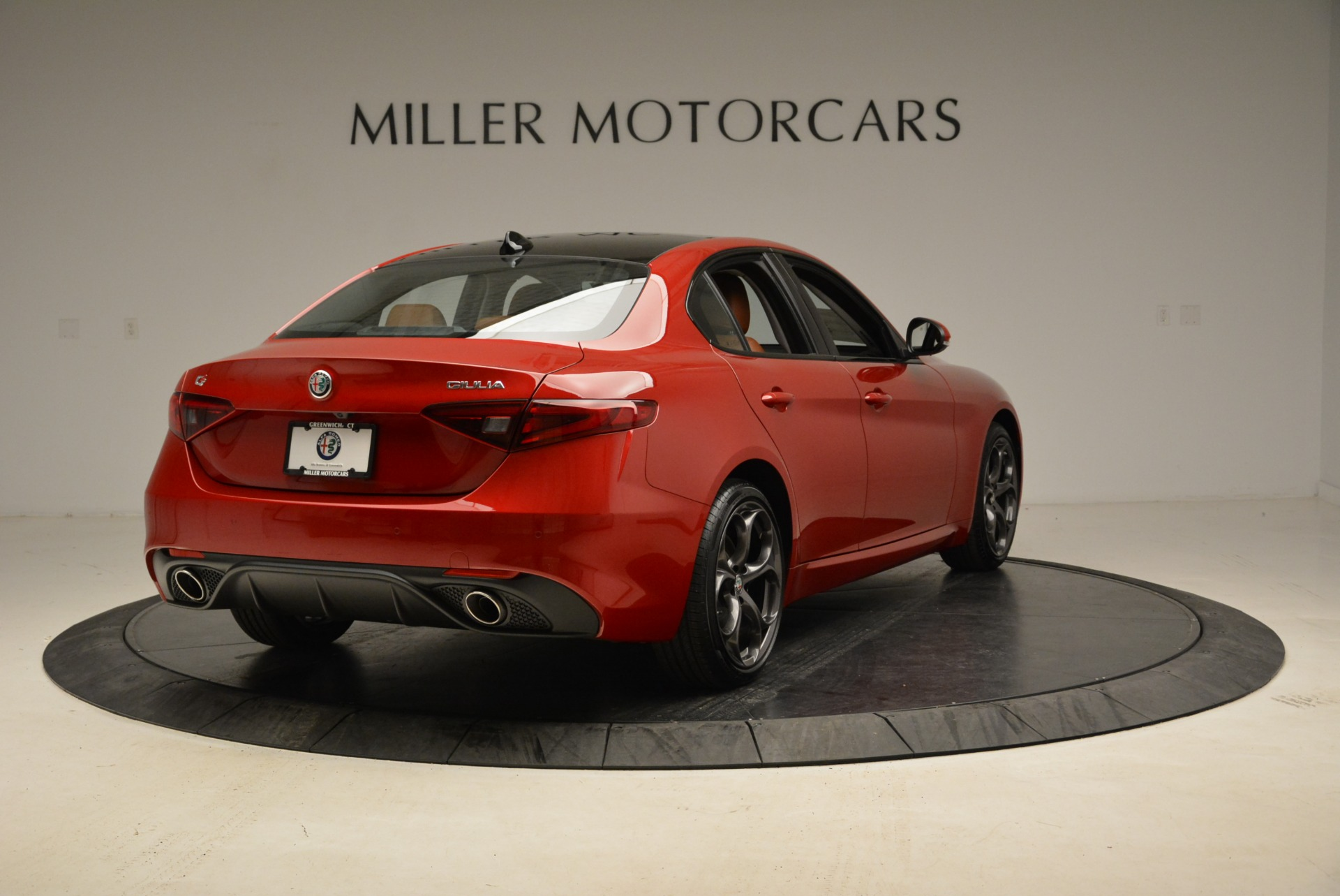New 2018 Alfa Romeo Giulia Ti Sport Q4 For Sale In Greenwich, CT 2328_p7