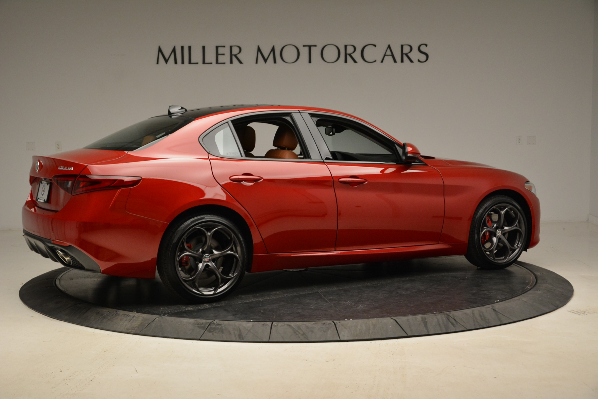 New 2018 Alfa Romeo Giulia Ti Sport Q4 For Sale In Greenwich, CT 2328_p8