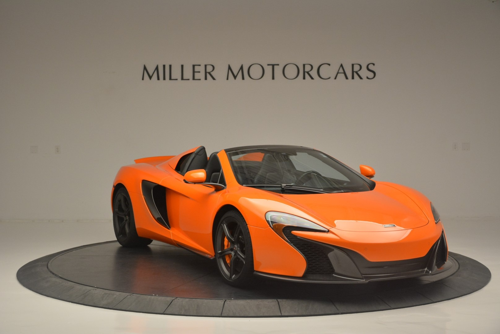 Used 2015 McLaren 650S Spider For Sale In Greenwich, CT 2338_p11