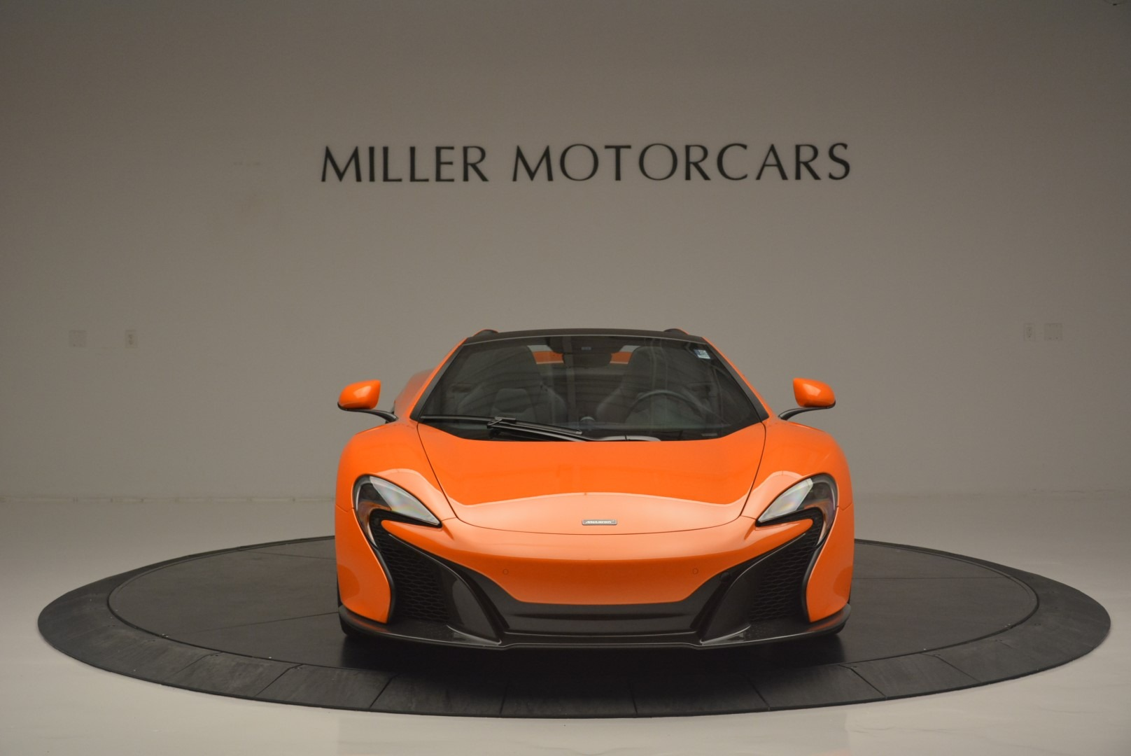 Used 2015 McLaren 650S Spider For Sale In Greenwich, CT 2338_p12