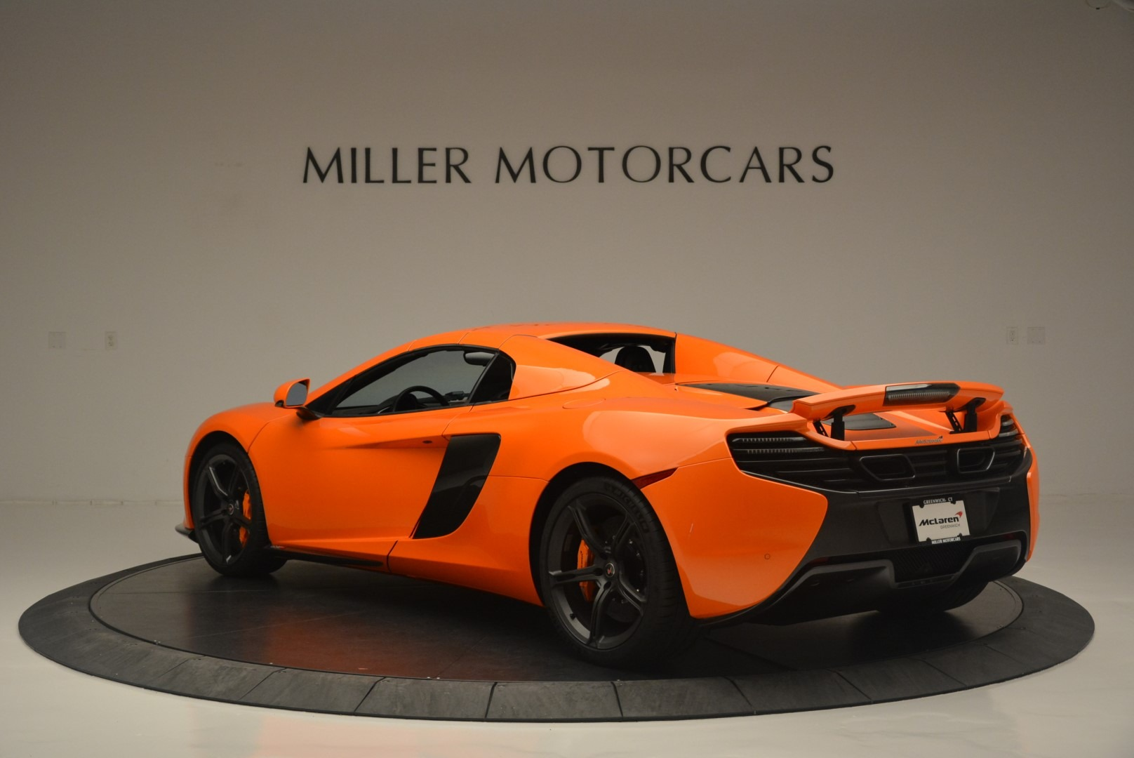 Used 2015 McLaren 650S Spider For Sale In Greenwich, CT 2338_p17