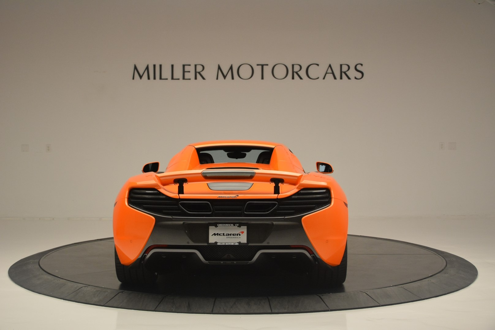 Used 2015 McLaren 650S Spider For Sale In Greenwich, CT 2338_p18
