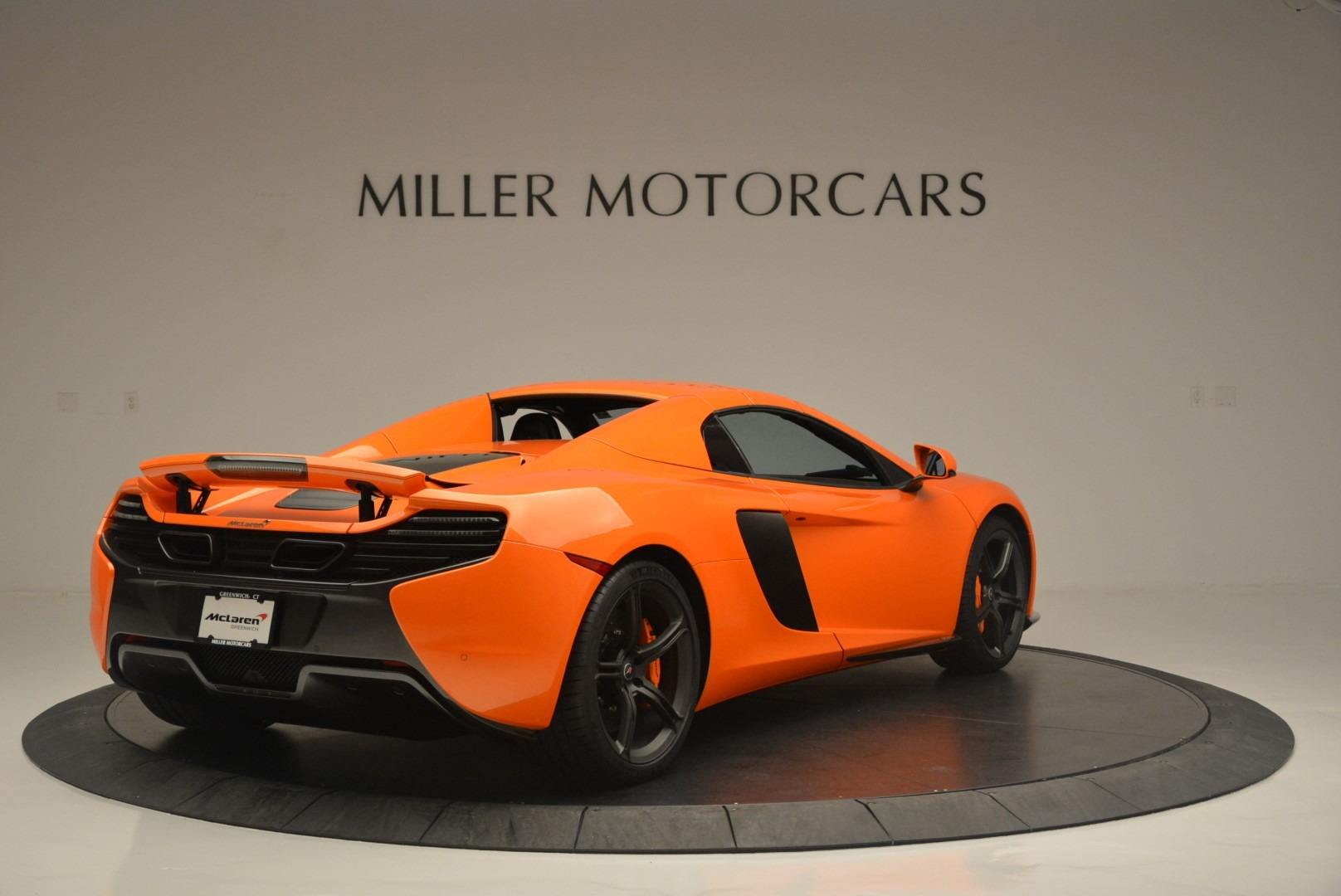 Used 2015 McLaren 650S Spider For Sale In Greenwich, CT 2338_p19
