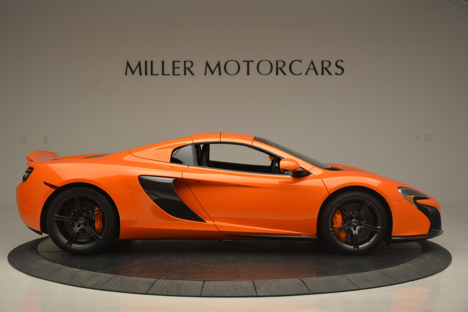 Used 2015 McLaren 650S Spider For Sale In Greenwich, CT 2338_p20