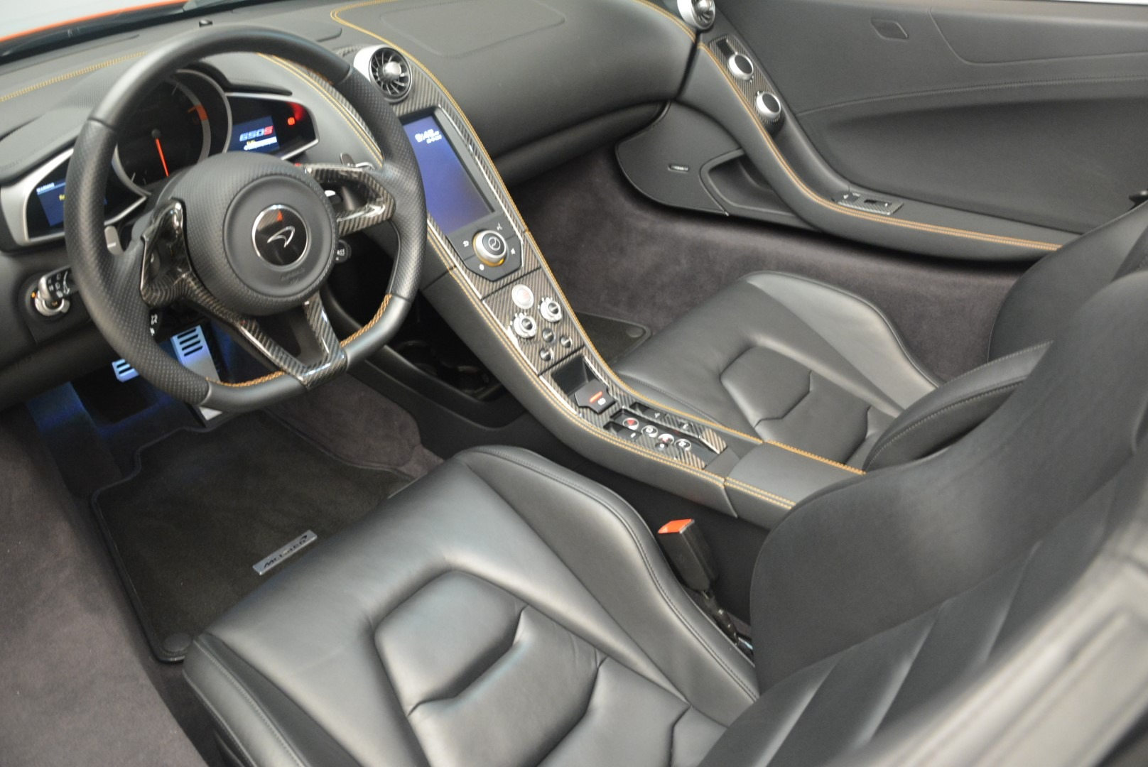 Used 2015 McLaren 650S Spider For Sale In Greenwich, CT 2338_p22