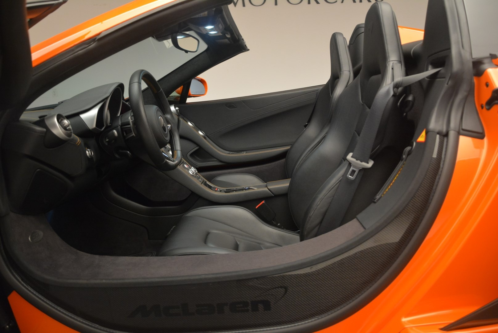 Used 2015 McLaren 650S Spider For Sale In Greenwich, CT 2338_p23