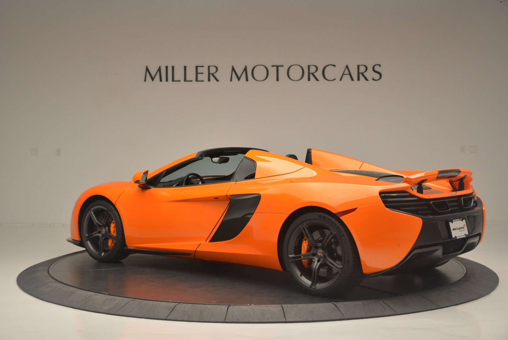 Used 2015 McLaren 650S Spider For Sale In Greenwich, CT 2338_p4