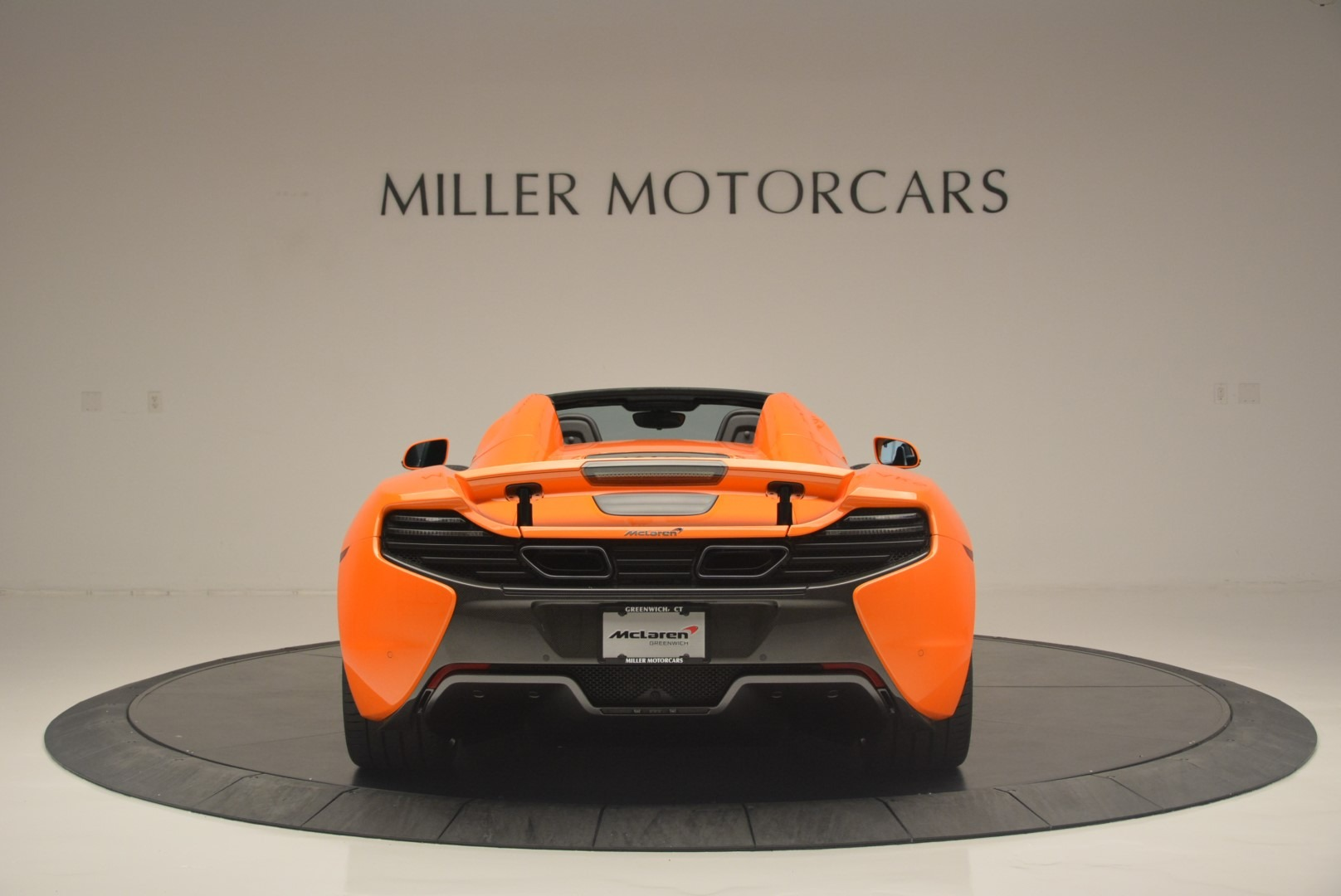Used 2015 McLaren 650S Spider For Sale In Greenwich, CT 2338_p6