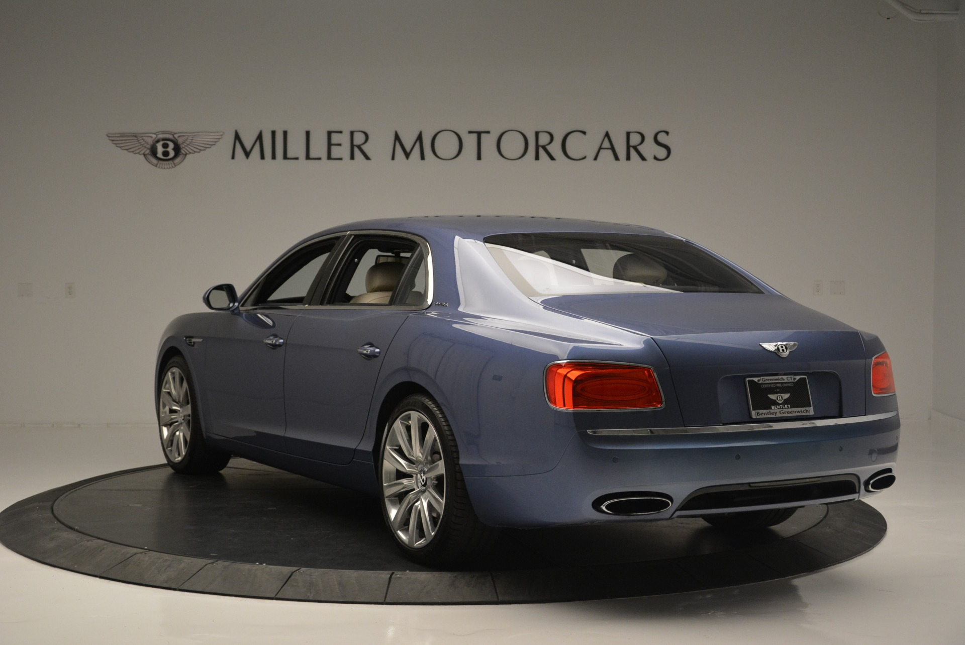 Used 2015 Bentley Flying Spur W12 For Sale In Greenwich, CT 2339_p5