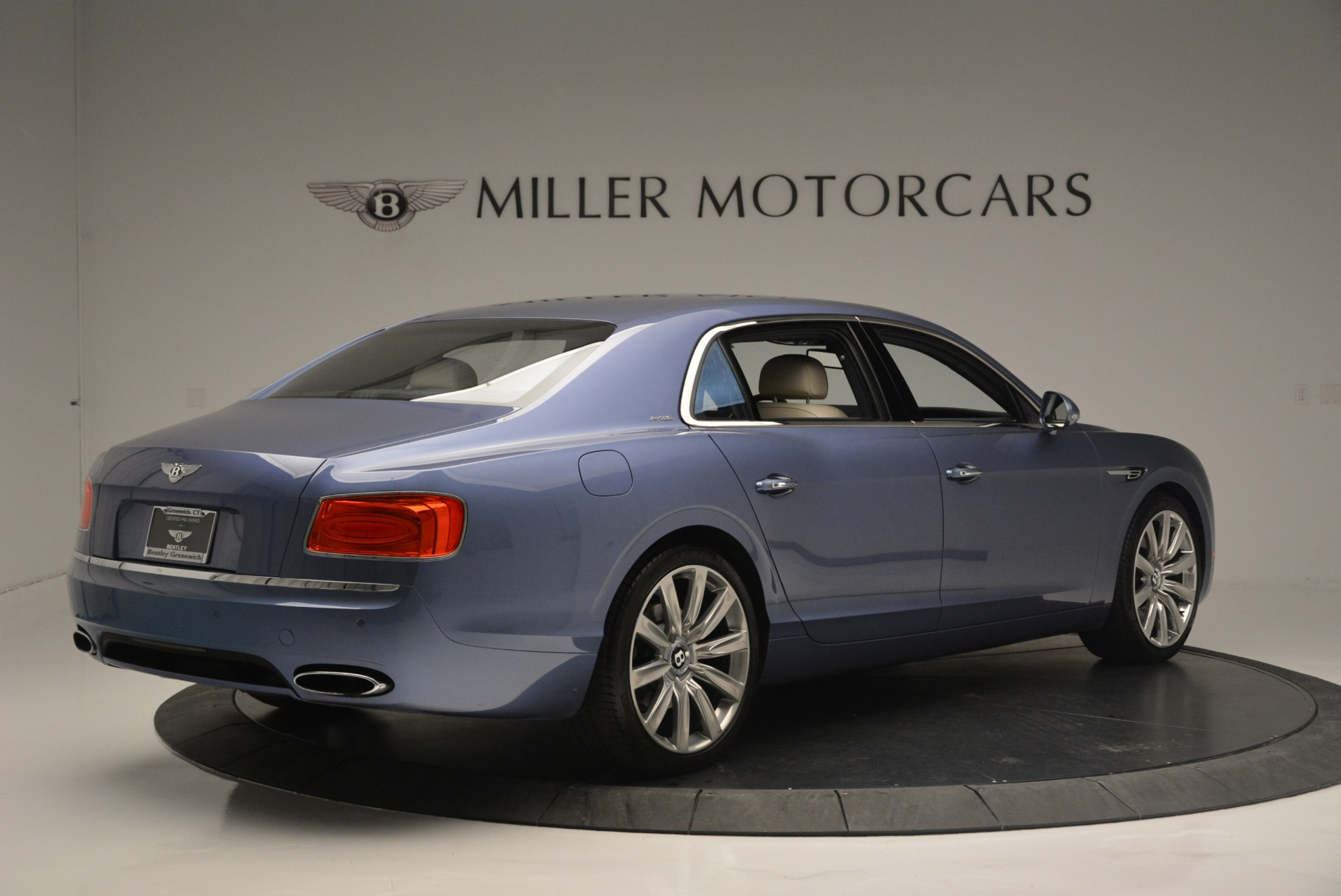 Used 2015 Bentley Flying Spur W12 For Sale In Greenwich, CT 2339_p8