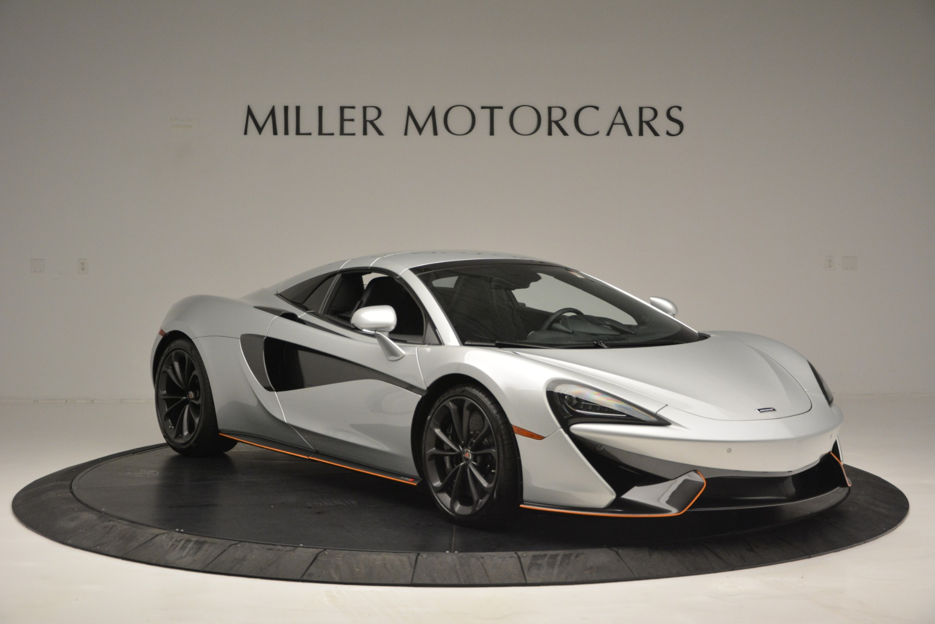 Used 2018 McLaren 570S Spider For Sale In Greenwich, CT 2340_p21