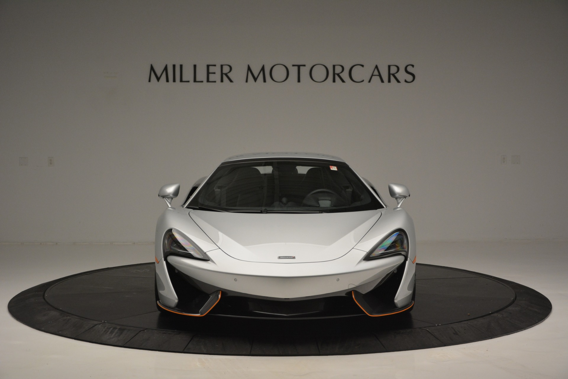 Used 2018 McLaren 570S Spider For Sale In Greenwich, CT 2340_p22