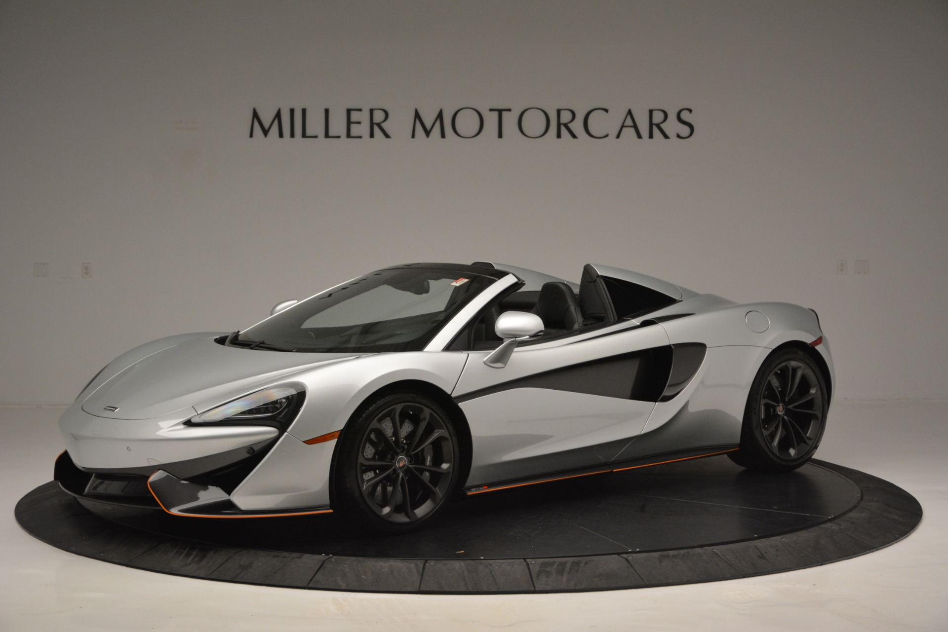 Used 2018 McLaren 570S Spider For Sale In Greenwich, CT 2340_p2