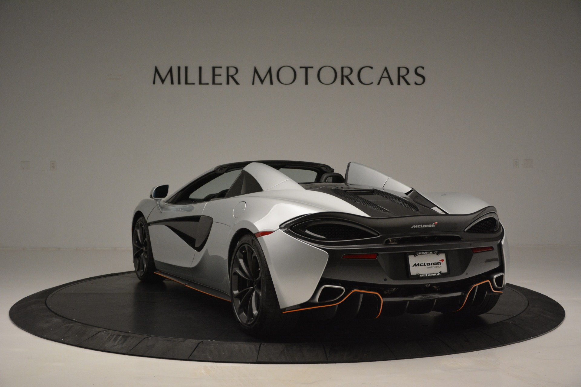 Used 2018 McLaren 570S Spider For Sale In Greenwich, CT 2340_p5