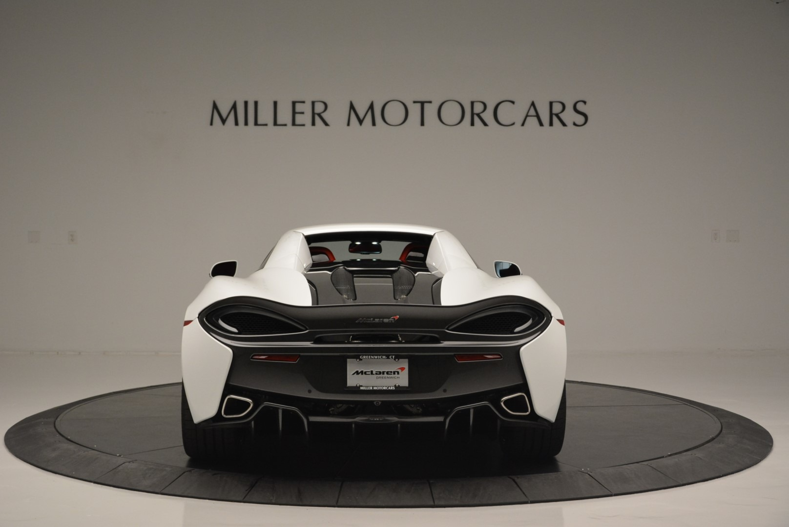 Used 2018 McLaren 570S Spider For Sale In Greenwich, CT 2341_p17