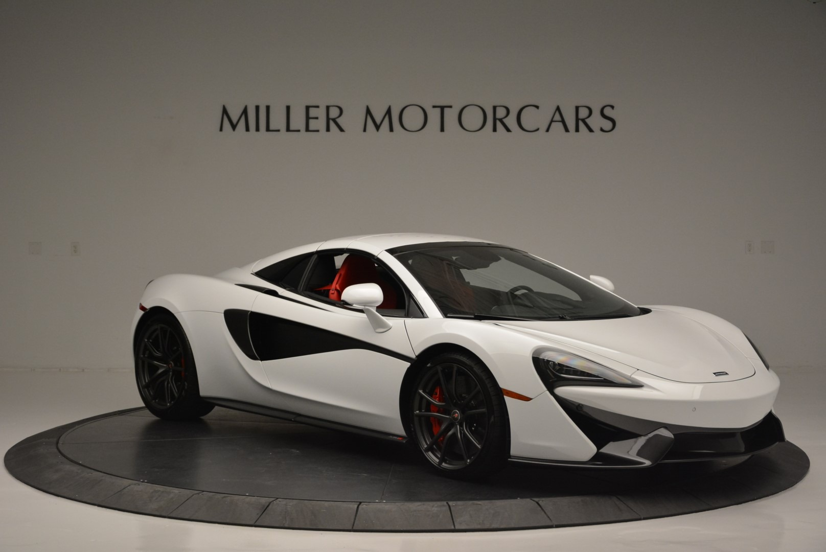 Used 2018 McLaren 570S Spider For Sale In Greenwich, CT 2341_p20