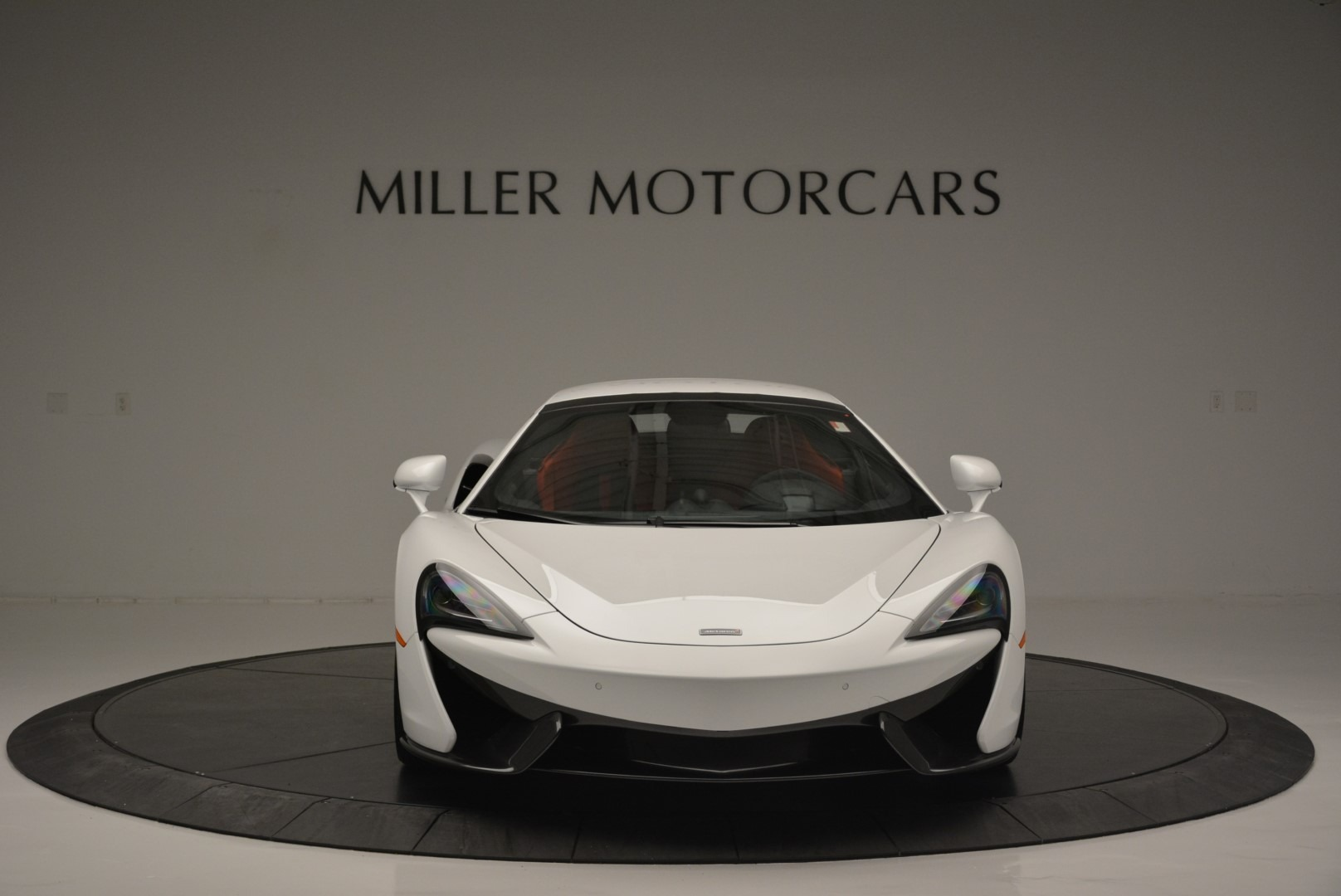 Used 2018 McLaren 570S Spider For Sale In Greenwich, CT 2341_p21