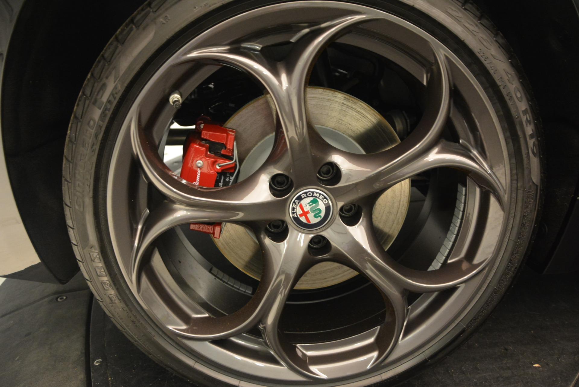 New 2018 Alfa Romeo Giulia Ti Sport Q4 For Sale In Greenwich, CT 2347_p25