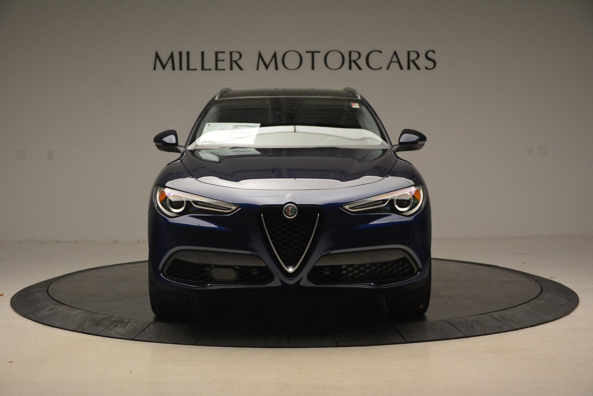 New 2018 Alfa Romeo Stelvio Ti Q4 For Sale In Greenwich, CT 2349_p12