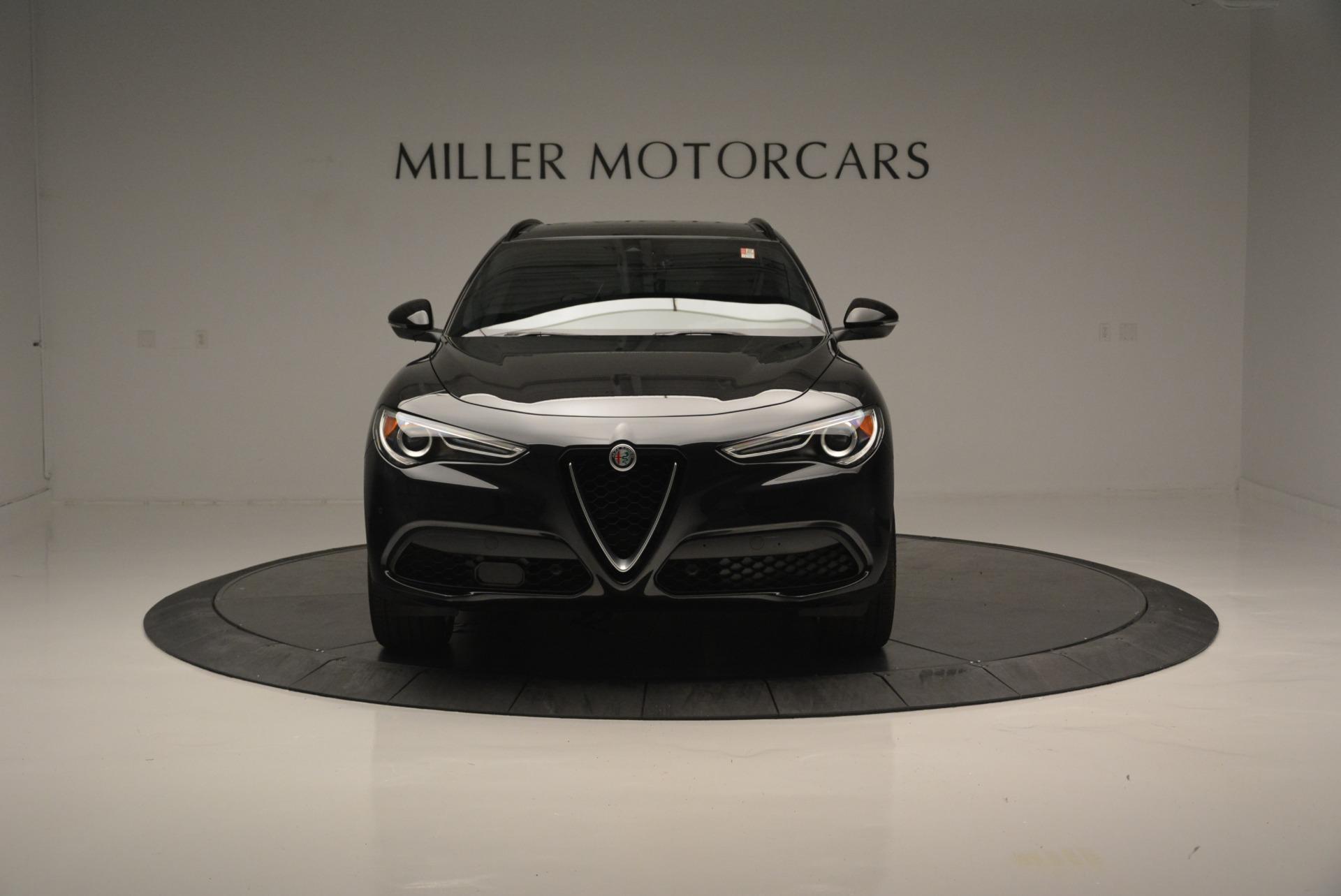New 2018 Alfa Romeo Stelvio Ti Sport Q4 For Sale In Greenwich, CT 2352_p16