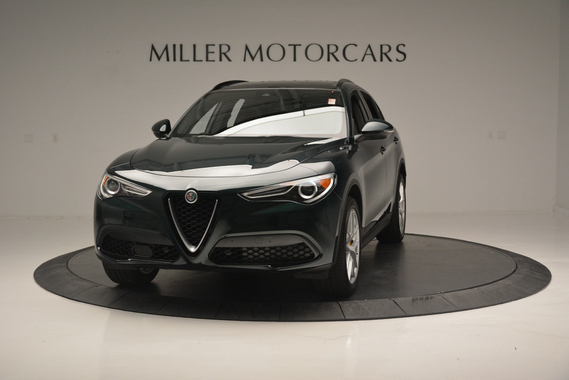 New 2018 Alfa Romeo Stelvio Ti Sport Q4 For Sale In Greenwich, CT 2353_main