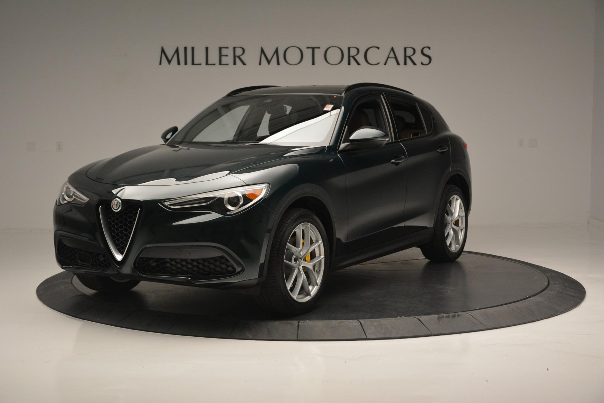 New 2018 Alfa Romeo Stelvio Ti Sport Q4 For Sale In Greenwich, CT 2353_p2