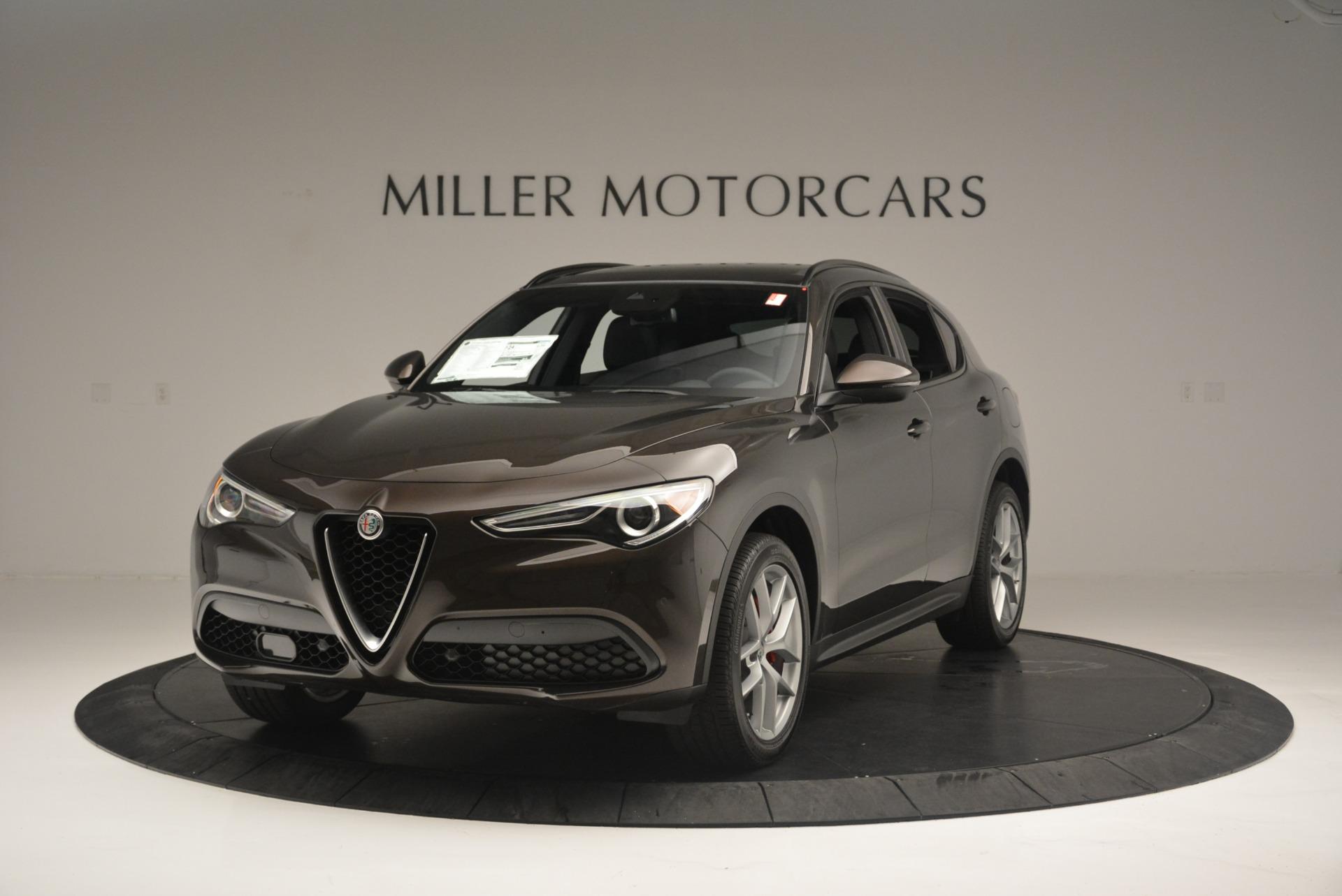 New 2018 Alfa Romeo Stelvio Ti Sport Q4 For Sale In Greenwich, CT 2354_main
