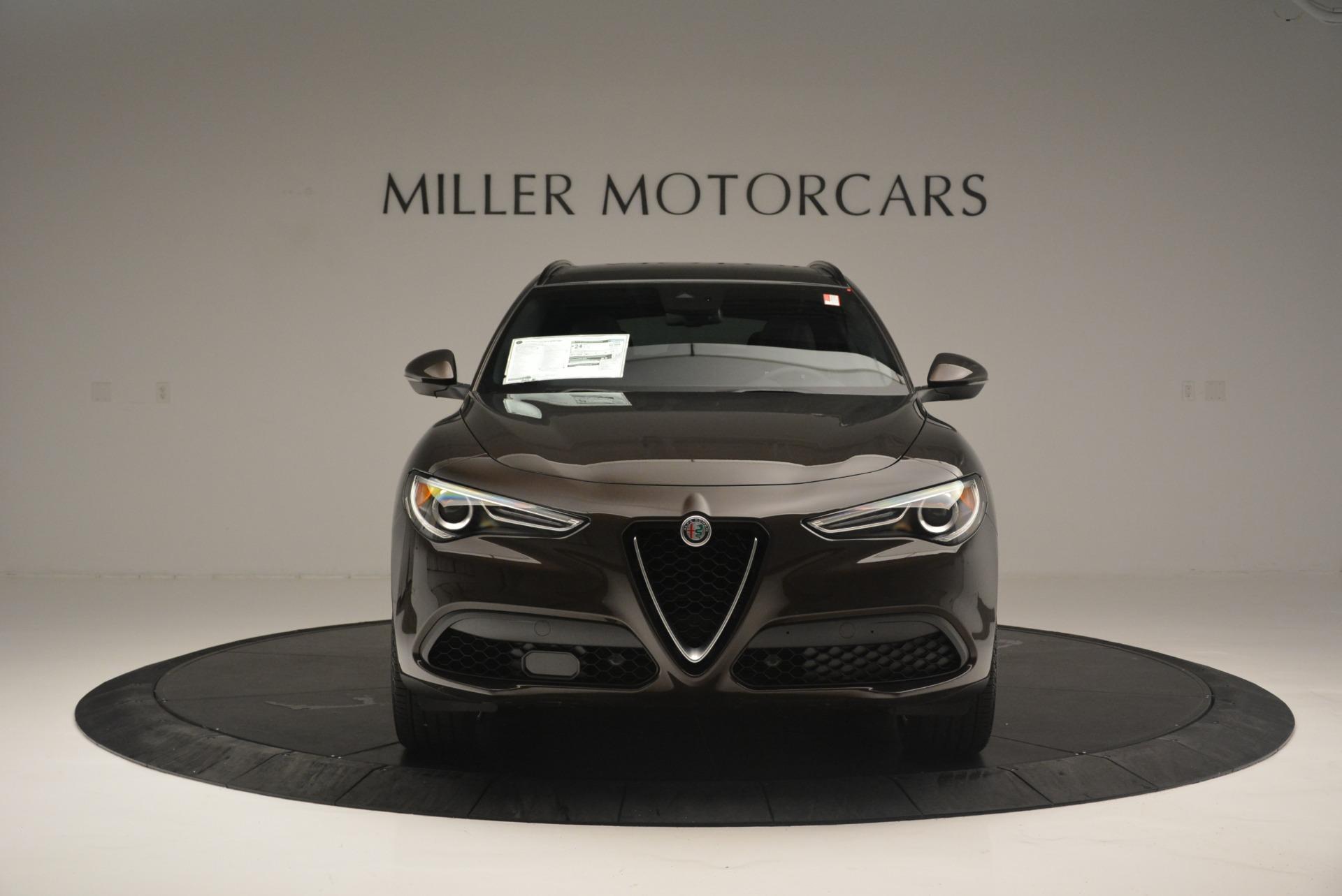 New 2018 Alfa Romeo Stelvio Ti Sport Q4 For Sale In Greenwich, CT 2354_p12