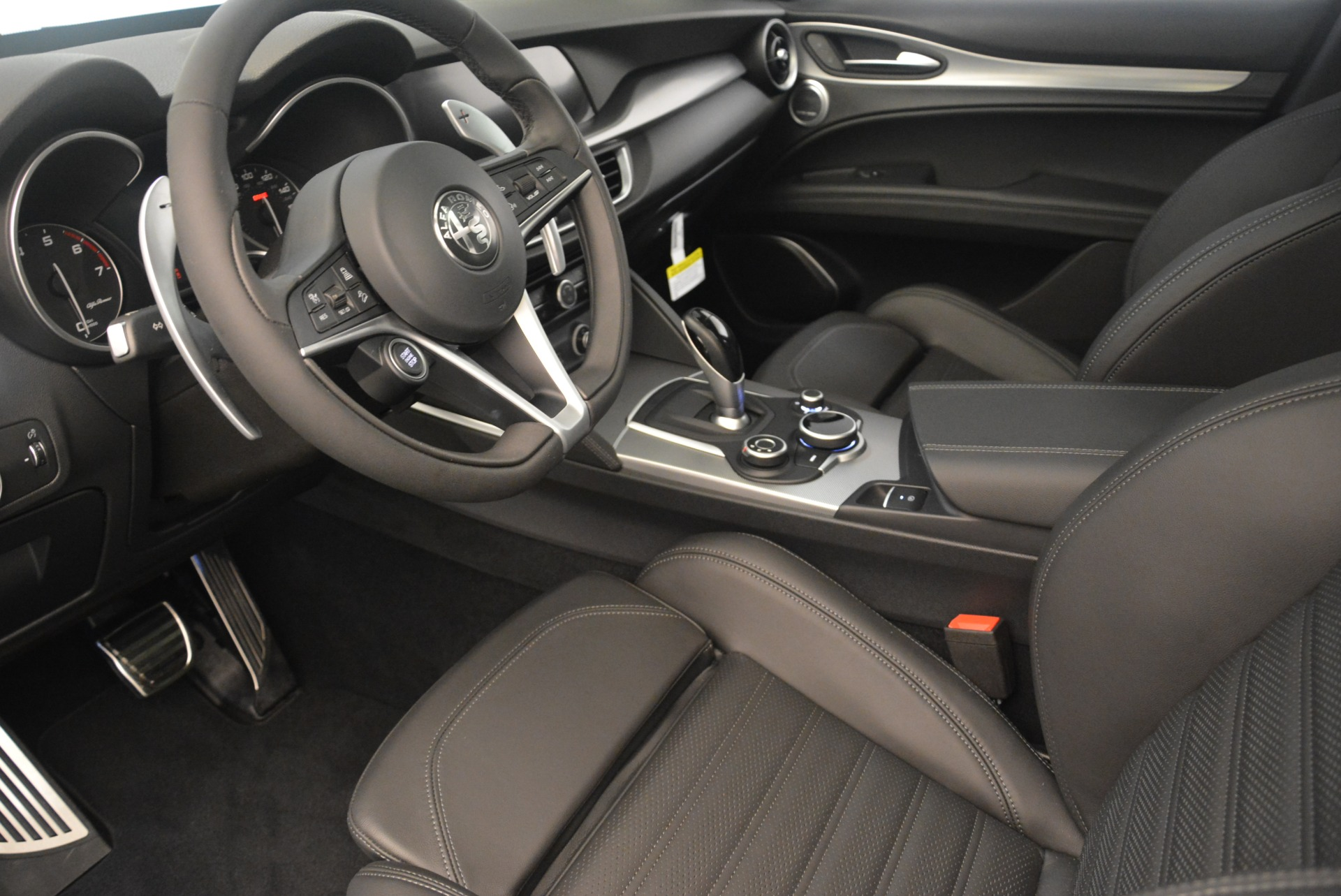New 2018 Alfa Romeo Stelvio Ti Sport Q4 For Sale In Greenwich, CT 2354_p13