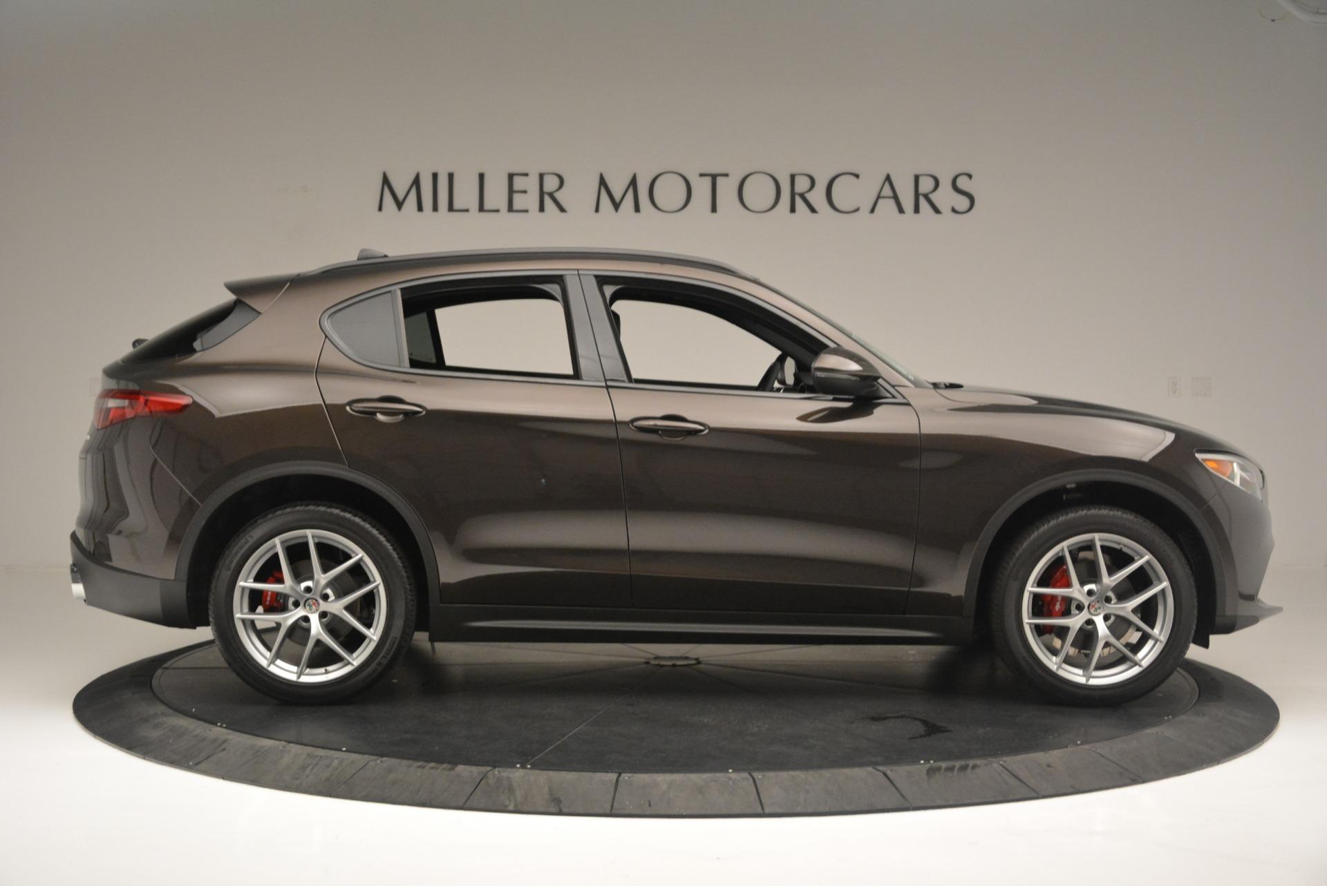 New 2018 Alfa Romeo Stelvio Ti Sport Q4 For Sale In Greenwich, CT 2354_p9