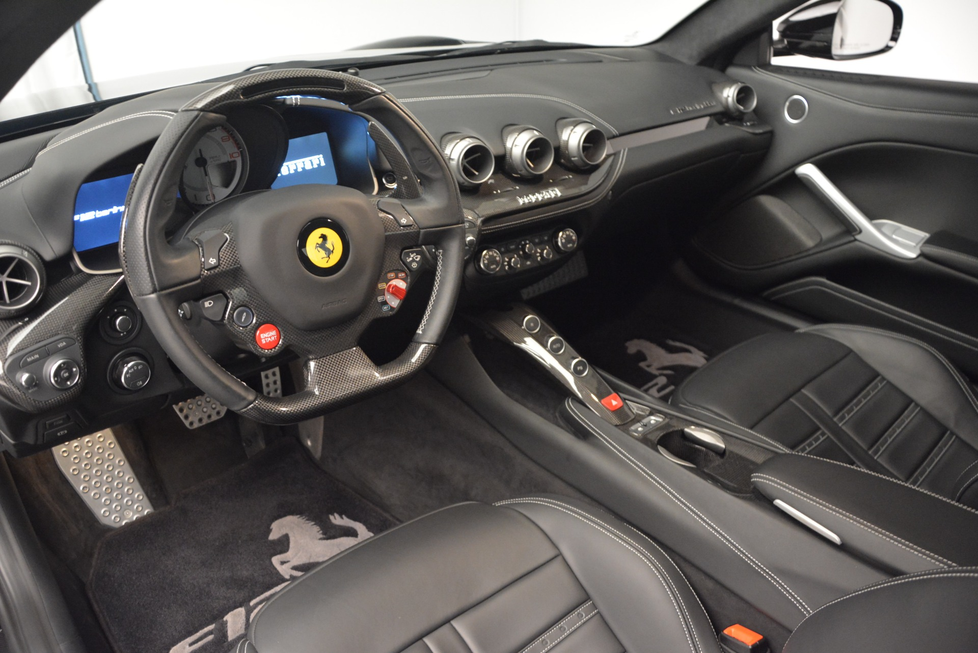 Used 2014 Ferrari F12 Berlinetta  For Sale In Greenwich, CT 2358_p13
